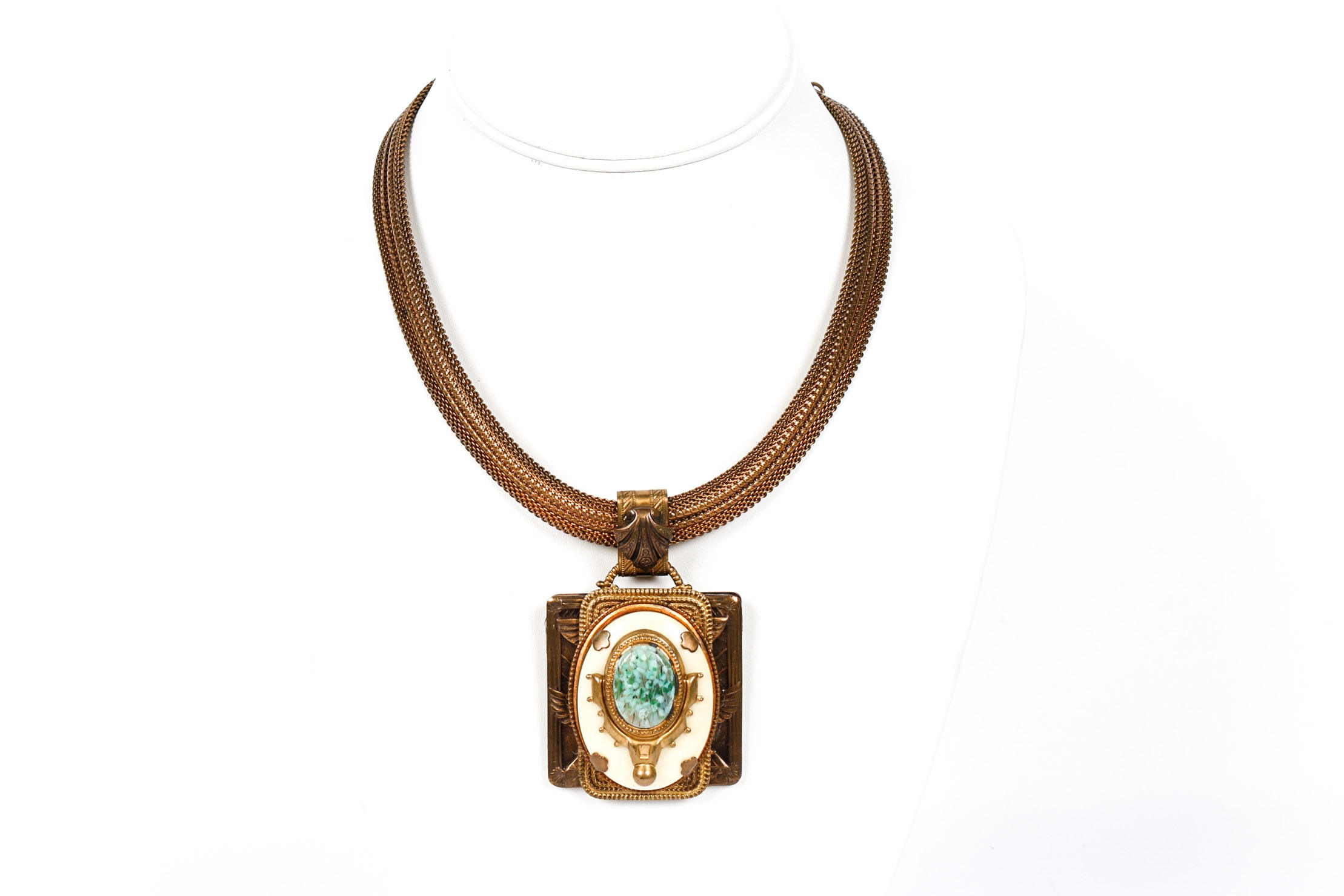 Costume Egyptian Necklace