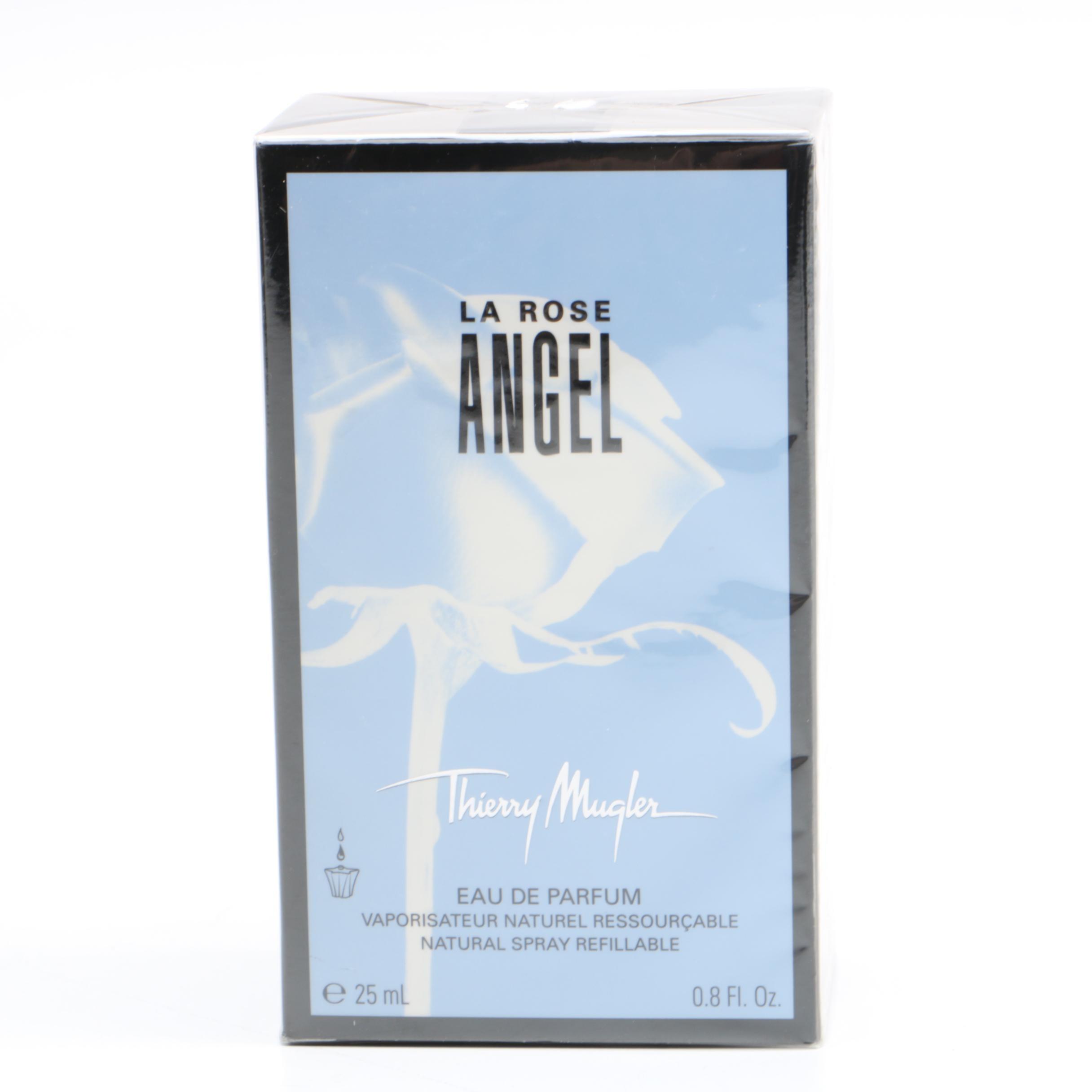 "Thierry Mugler Parfums ""La Rose Angel"" Perfume"