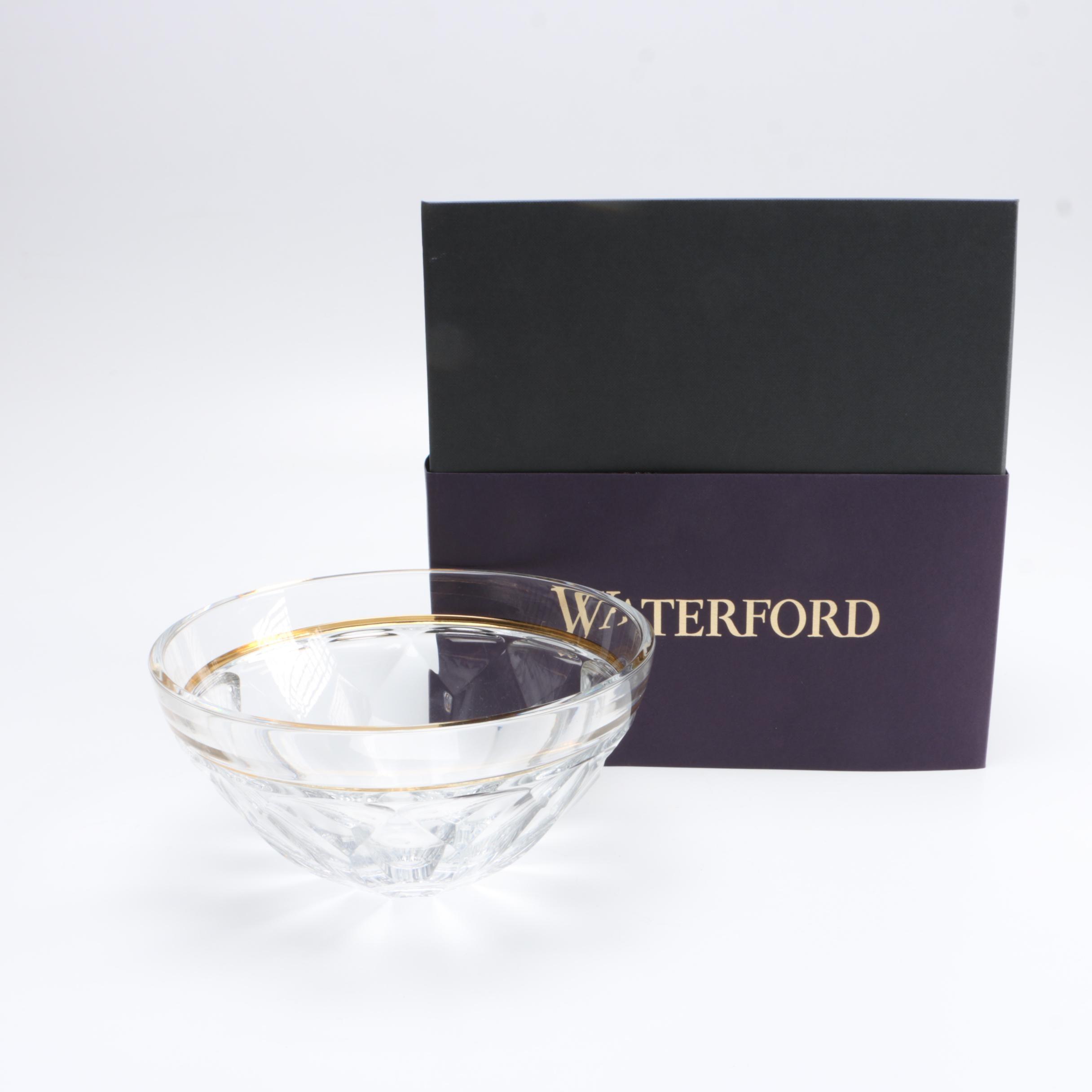 "Waterford Crystal ""Elysian"" Bowl"