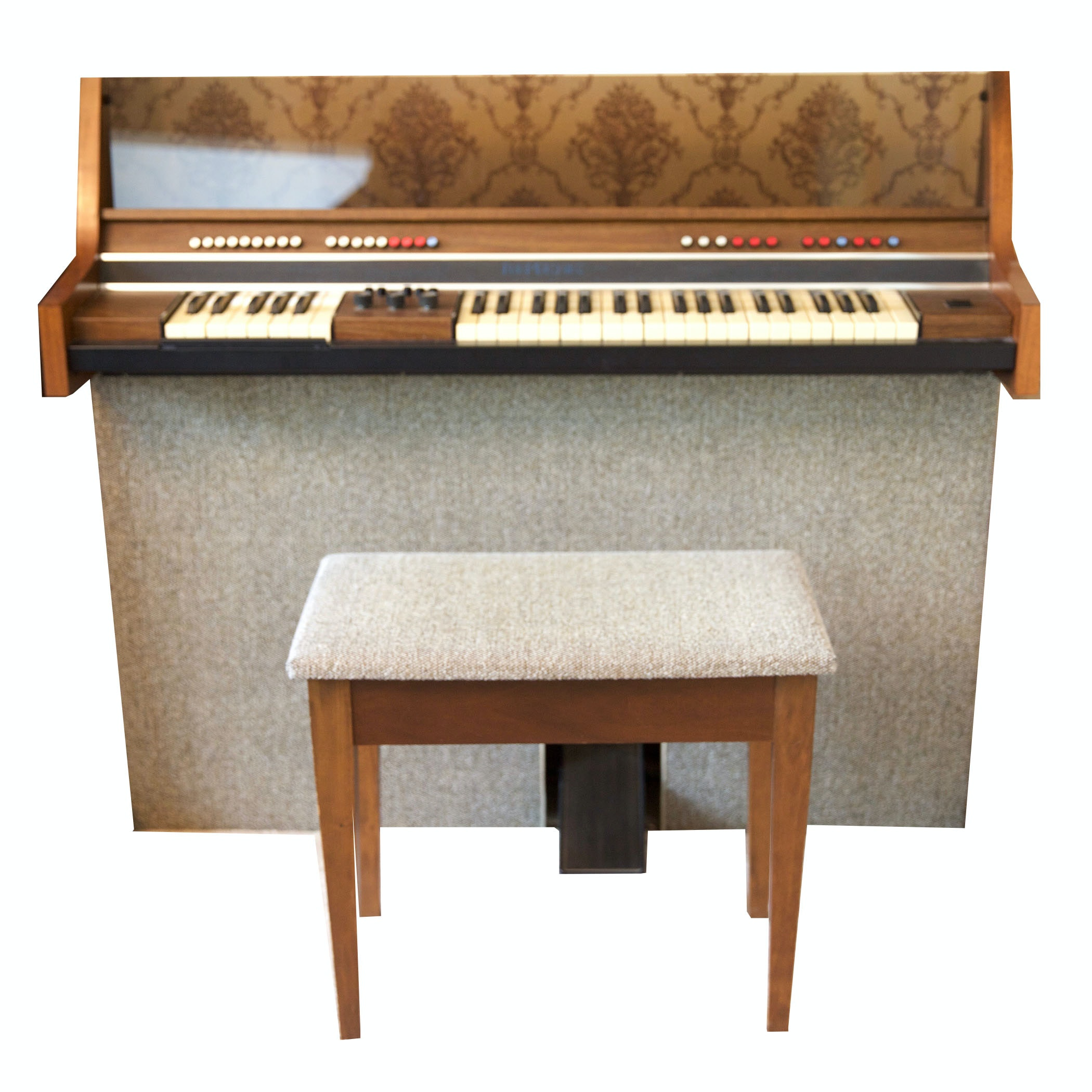 "Baldwin ""FunMachine"" Organ and Stool"