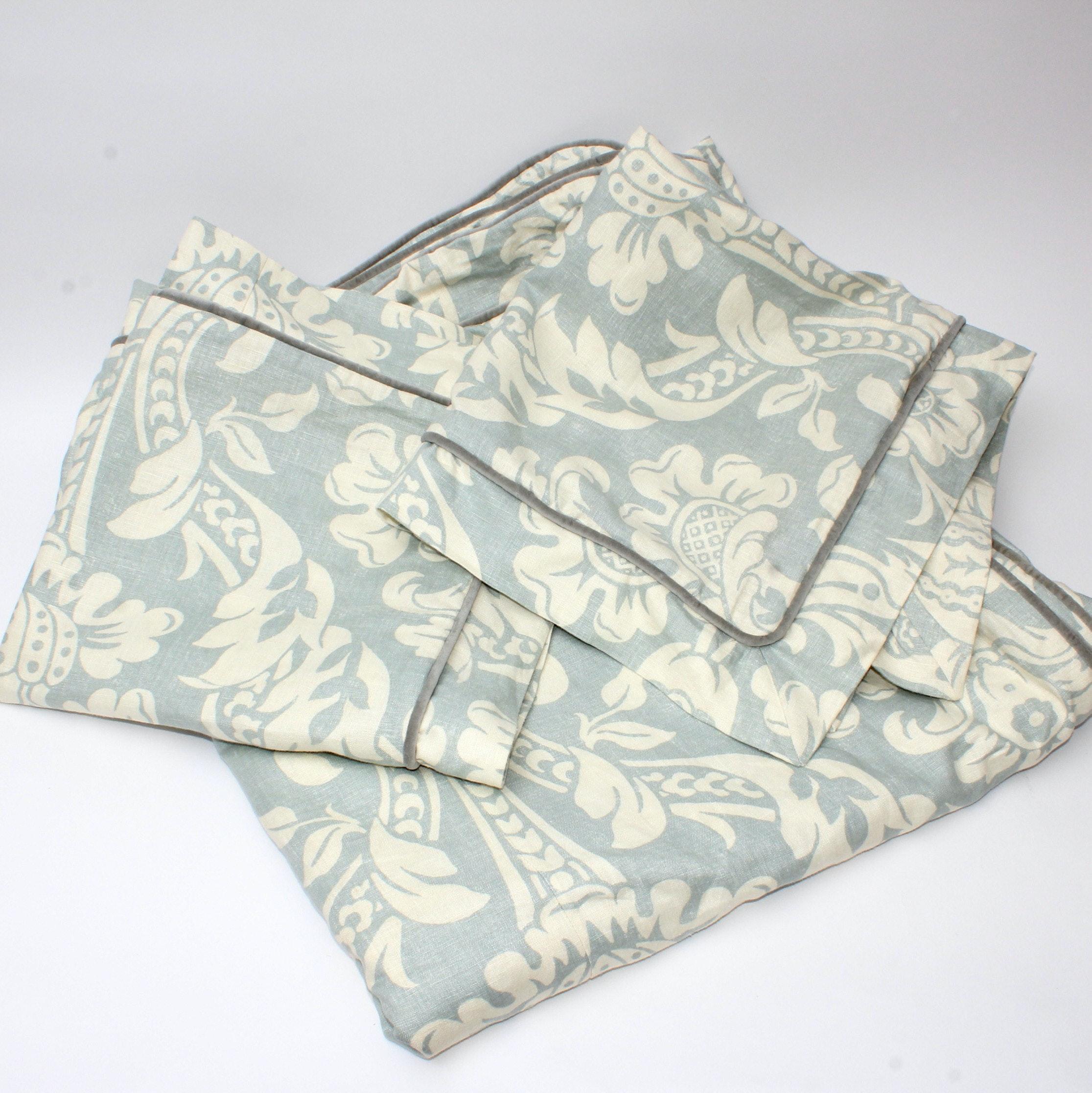 Custom Luxury Linen Bedding