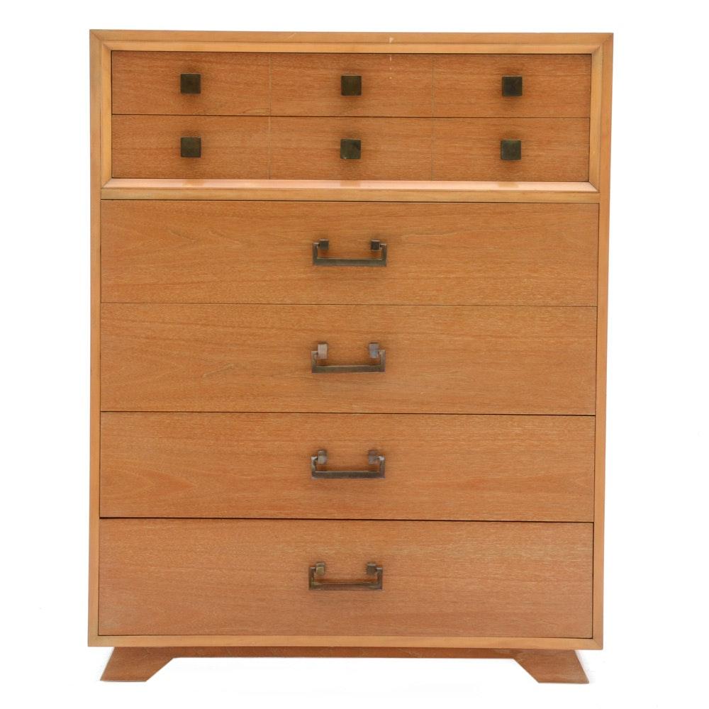 Mid Century Modern Six-Drawer Dresser by Thomasville