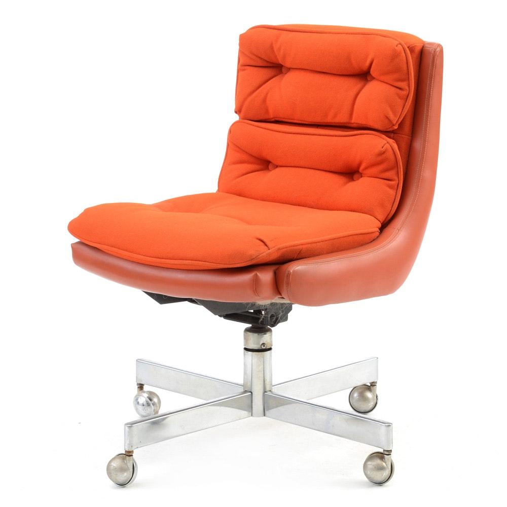 Mid Century Modern La-Z-Boy Office Chair