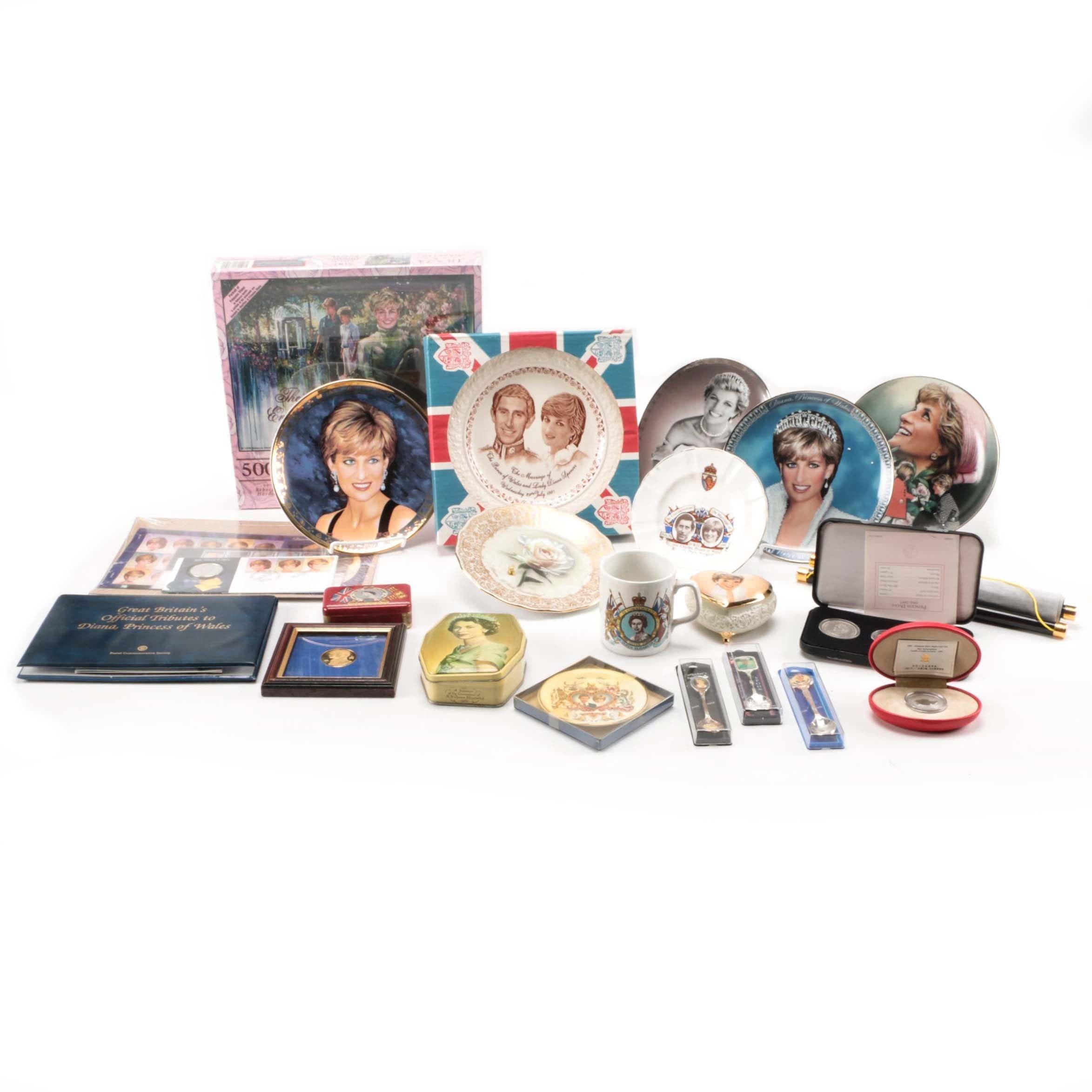 Princess Diana Memorobilia