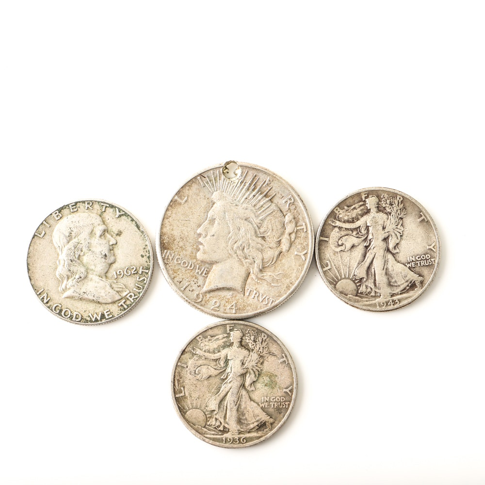 Group of U.S. Silver Coins