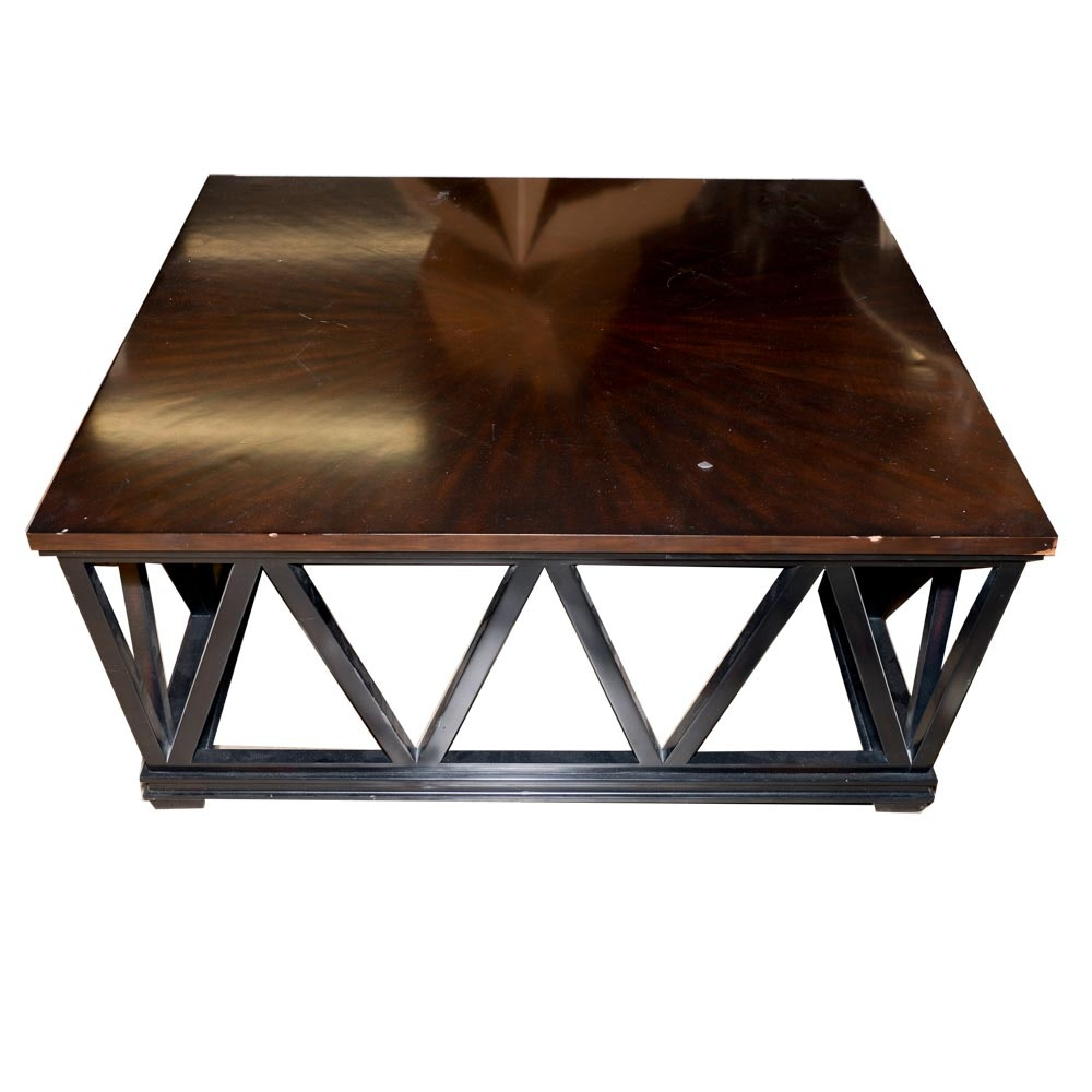 Large Contemporary Coffee Table