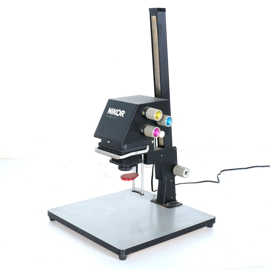 Nikor System 6X7 Color Enlarger EBTH