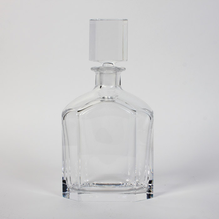 Orrefors Crystal Decanter