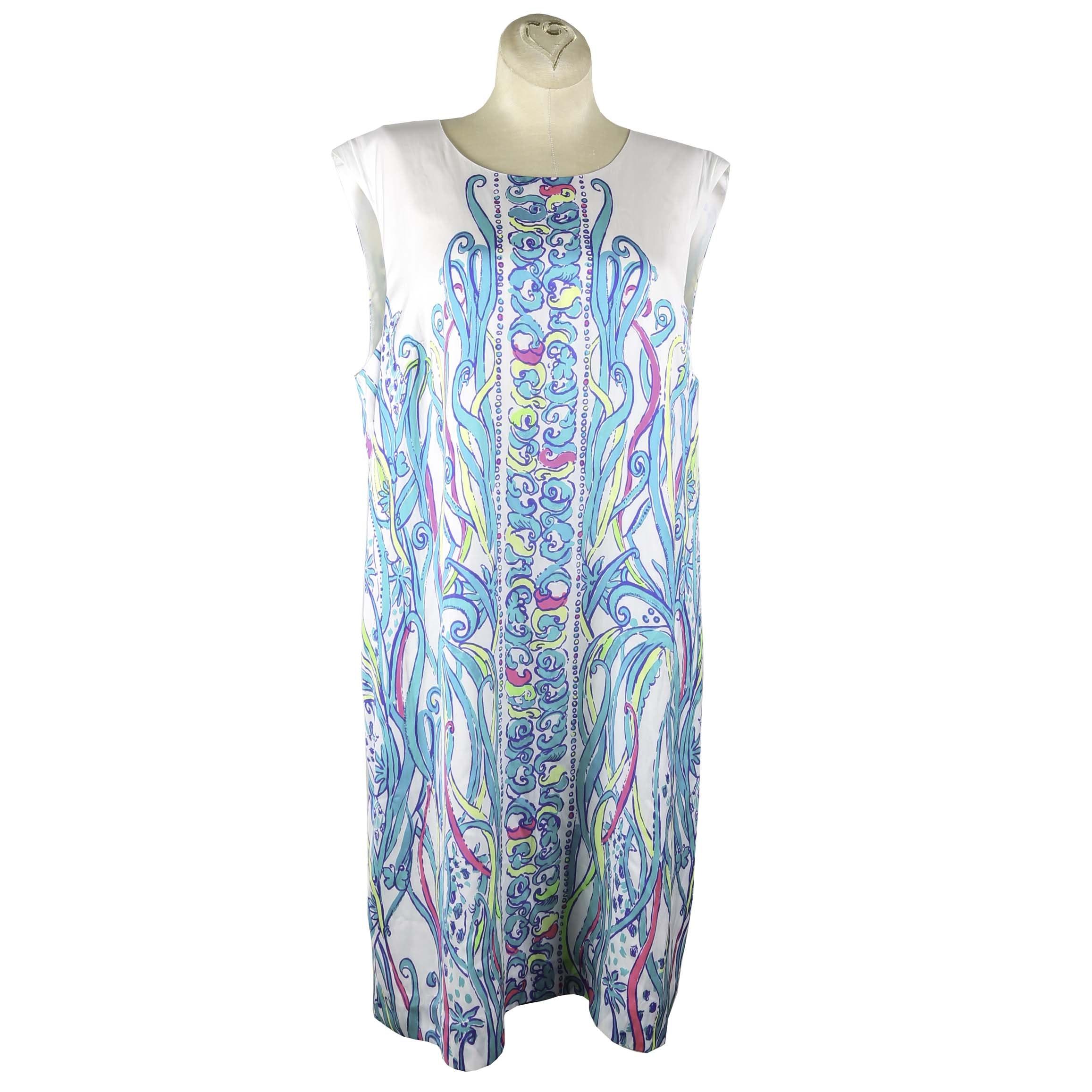 Lilly Pulitzer Iona Shift Dress