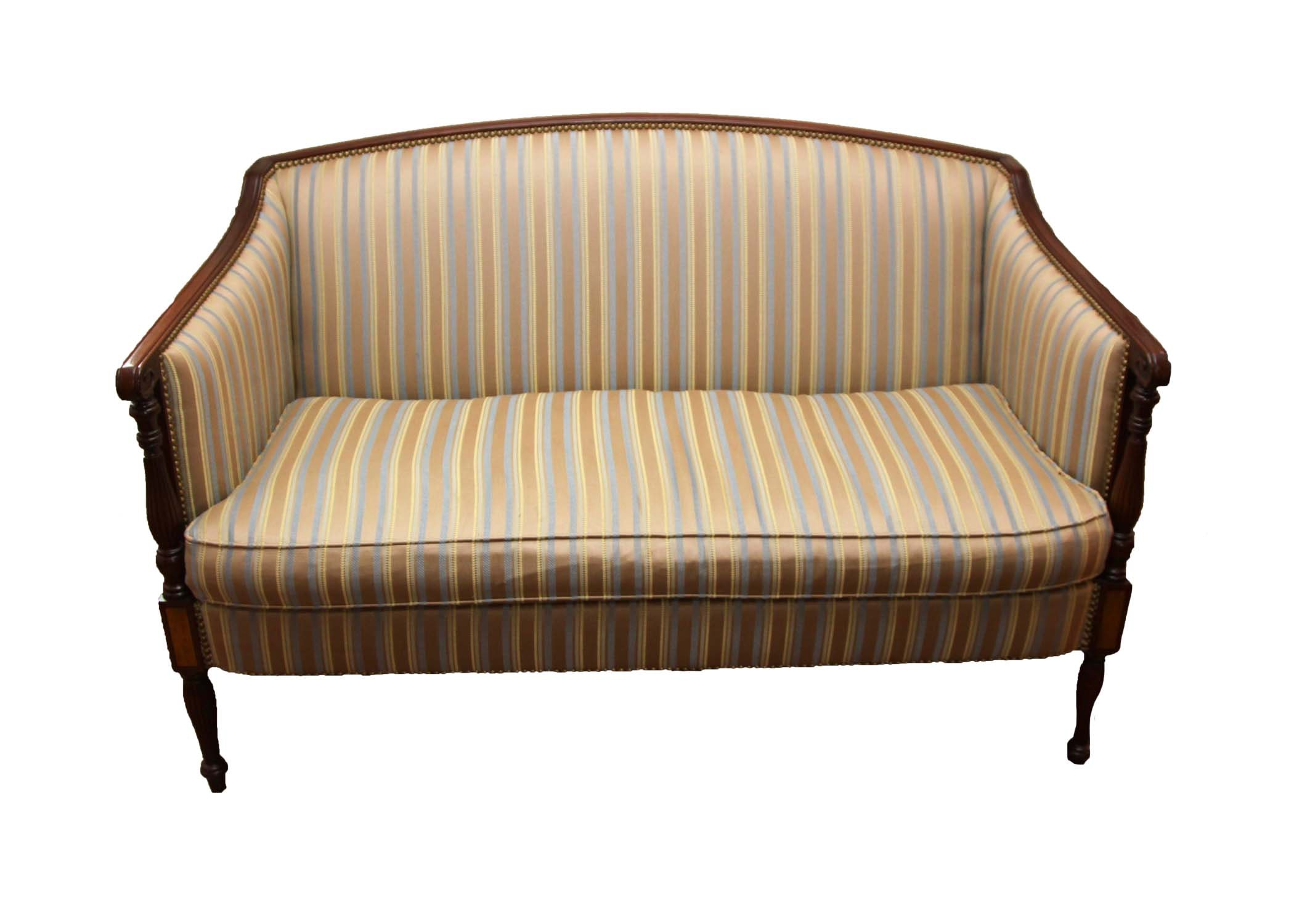 Settee  sc 1 st  Everything But The House : settees and chaises - Sectionals, Sofas & Couches