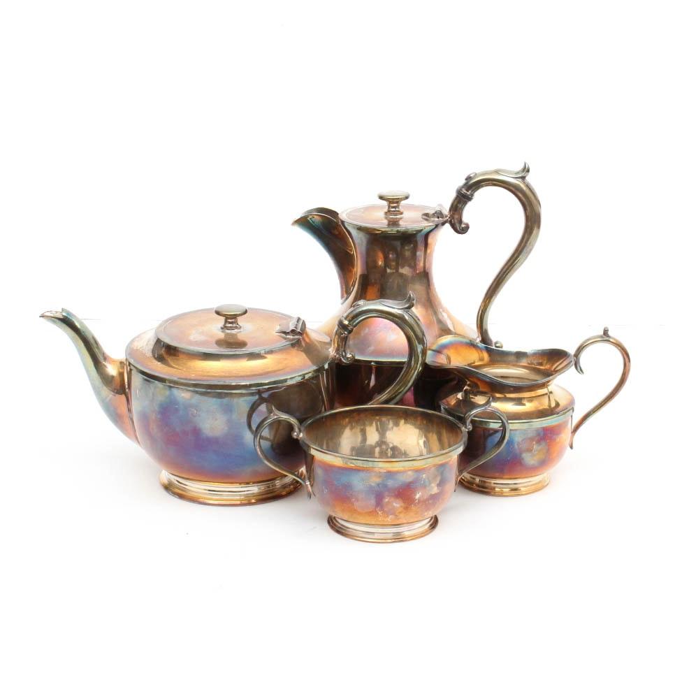 James Dixon & Sons of Sheffield Silver Plate Tea Set