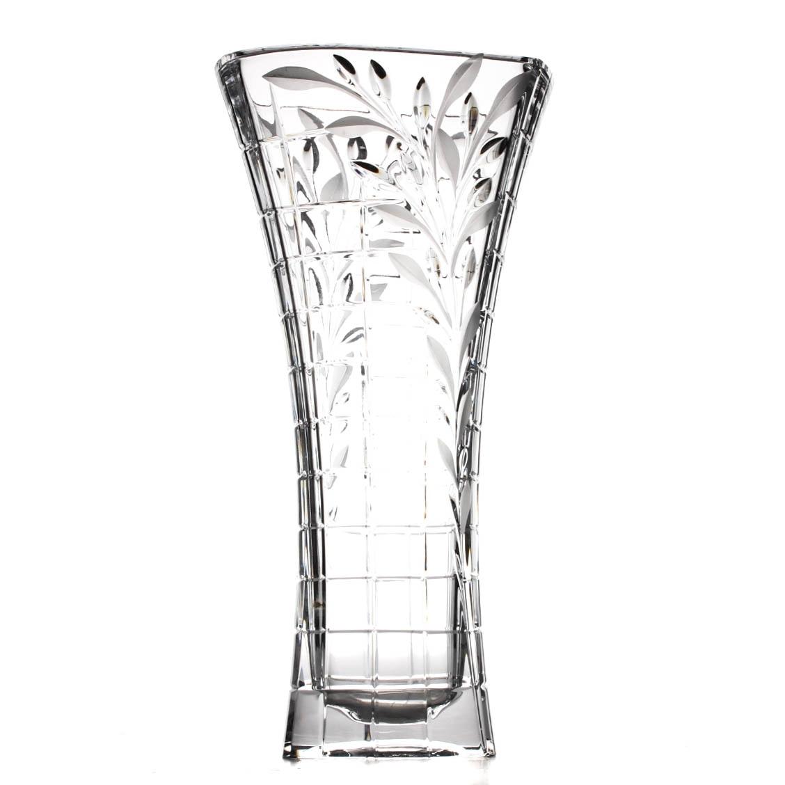 Shannon Crystal Vase