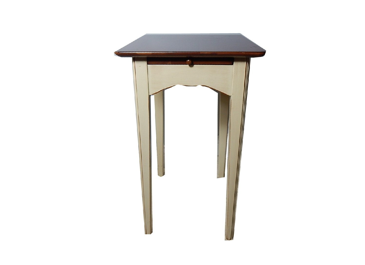 Small Cherry Top Side Table