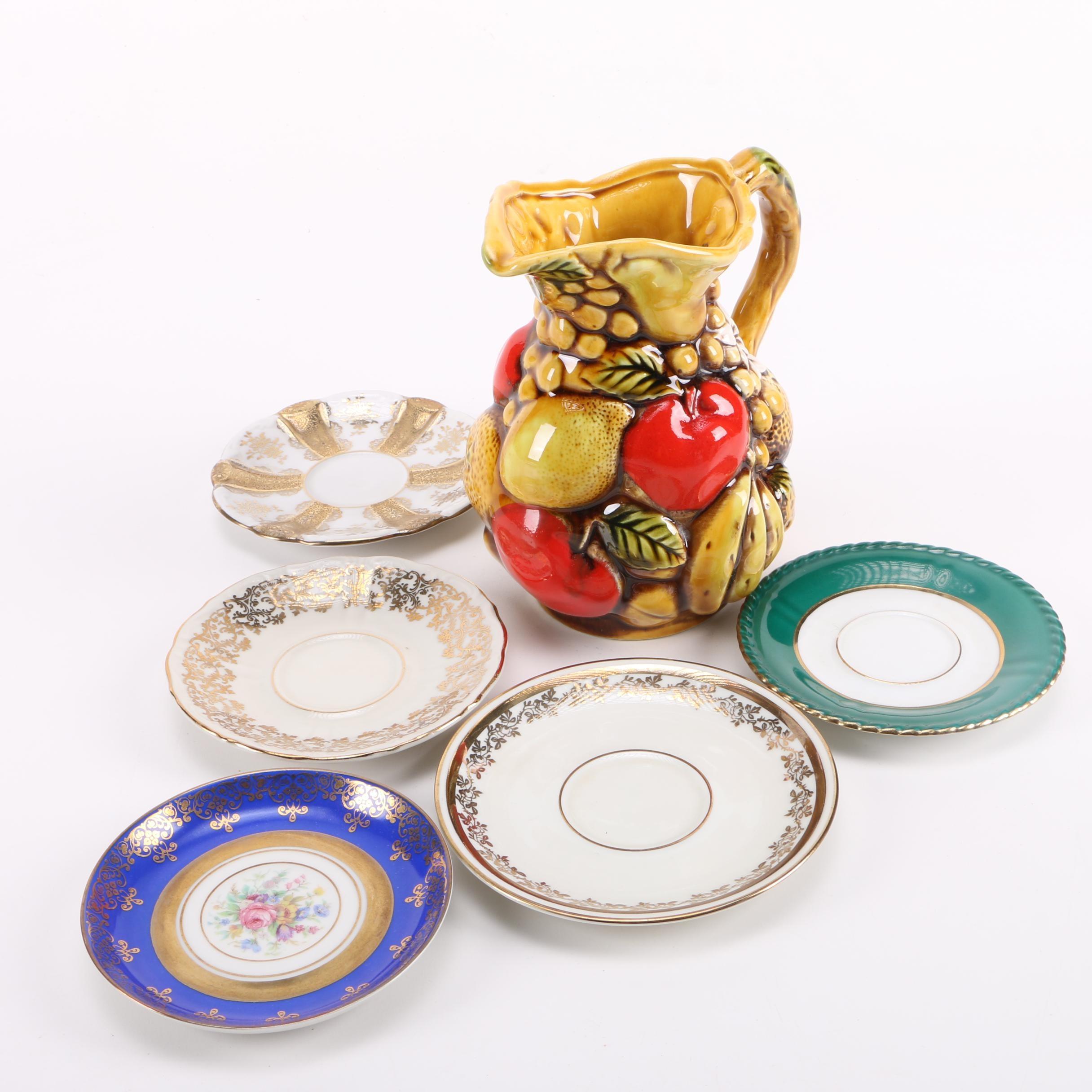 Assortment of Ceramic Tableware