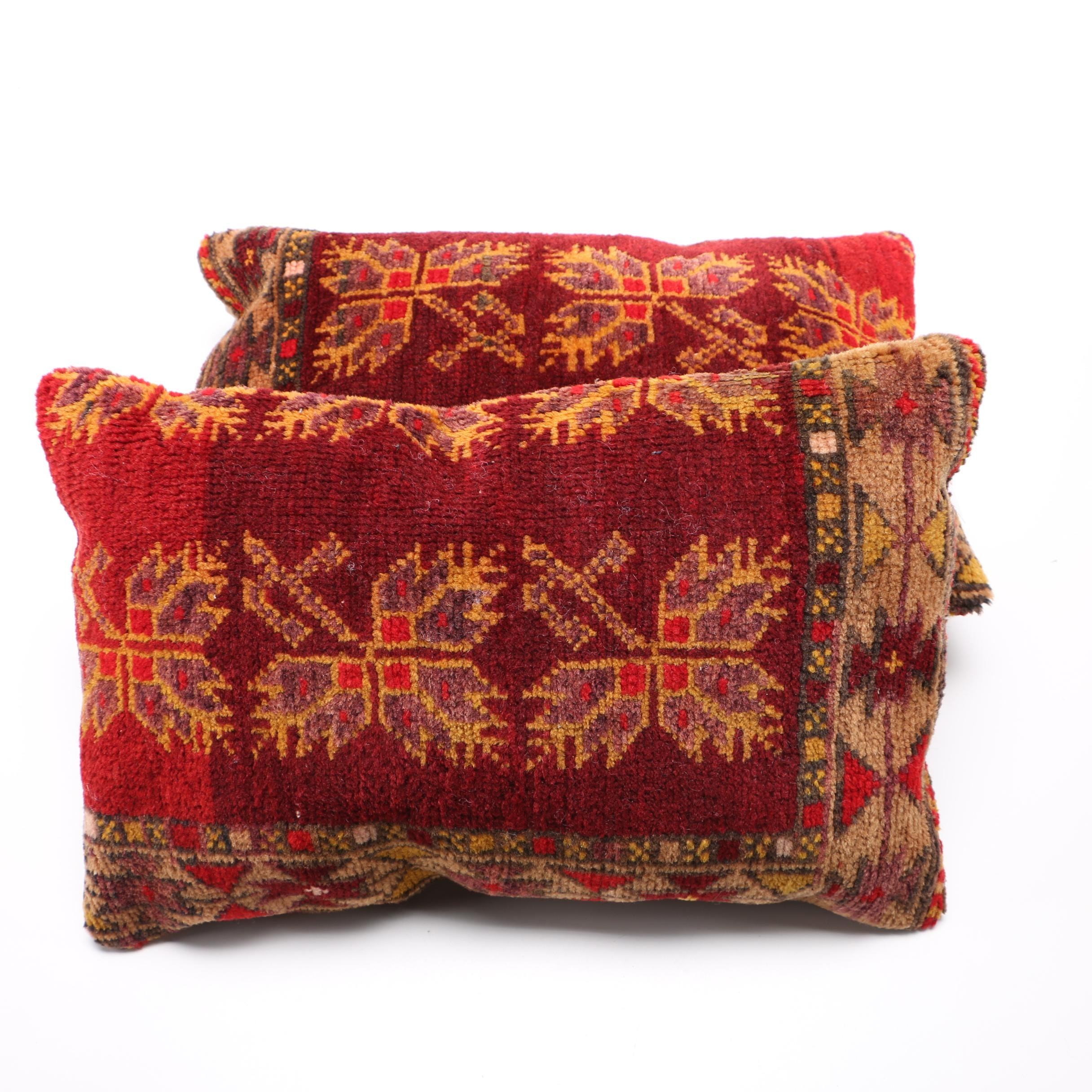Anatolian Rug Pillows