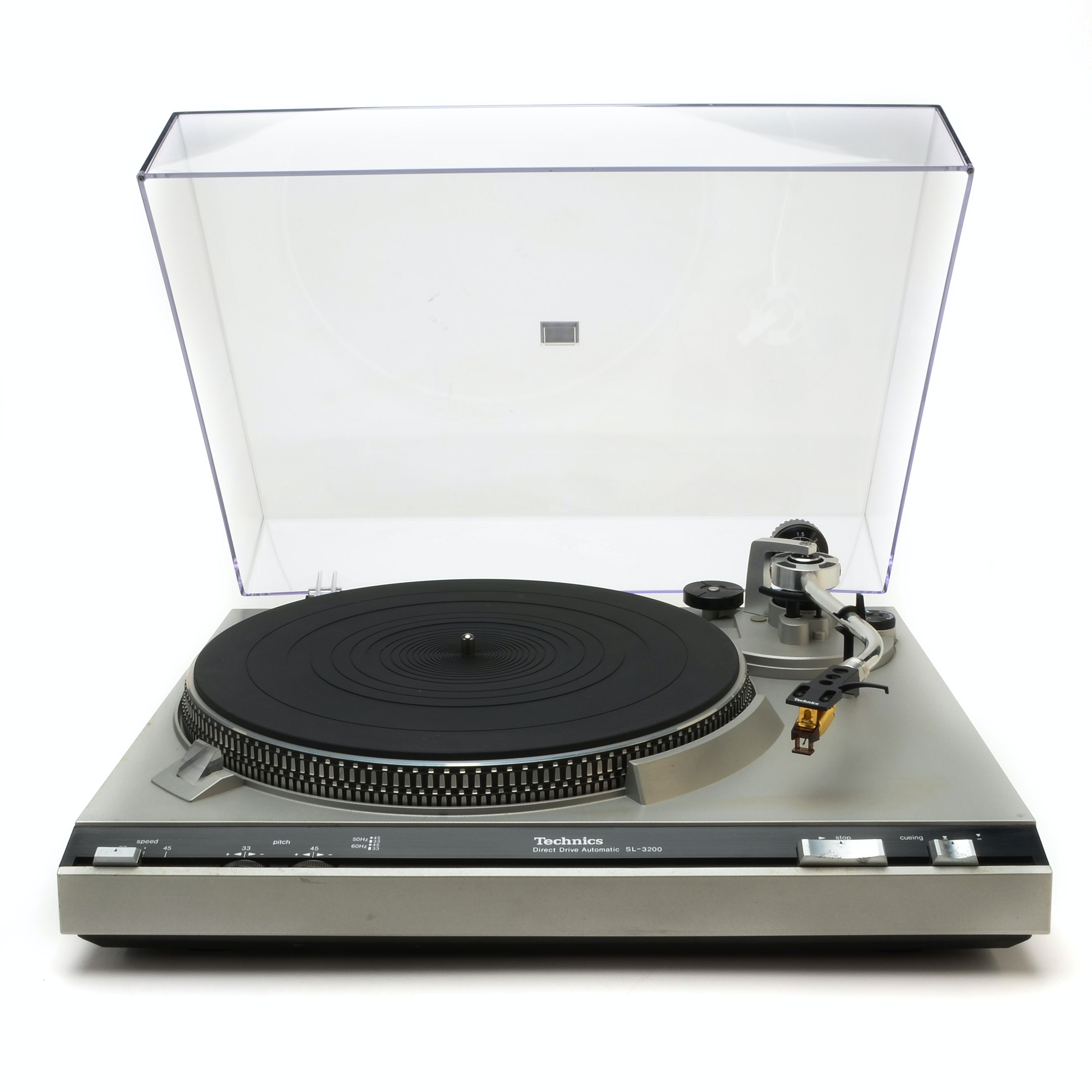 Technics SL-3200 Direct Drive Turntable