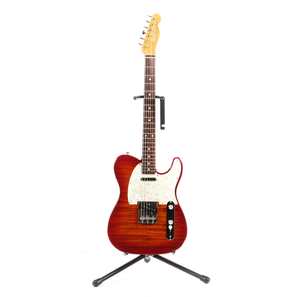 Fender Telecaster Electric Guitar and Case