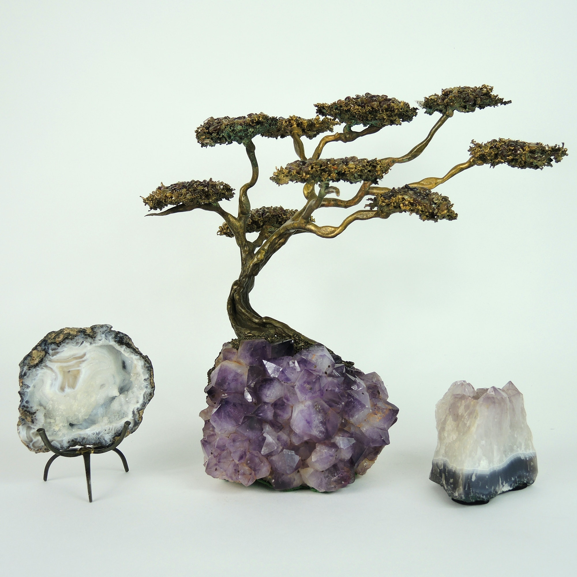 Amethyst Bonsai Tree and More