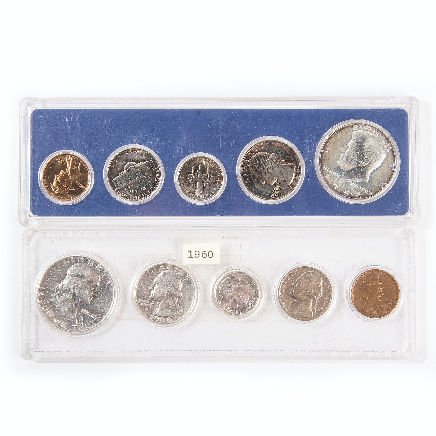 1960 and 1966 Mint Sets