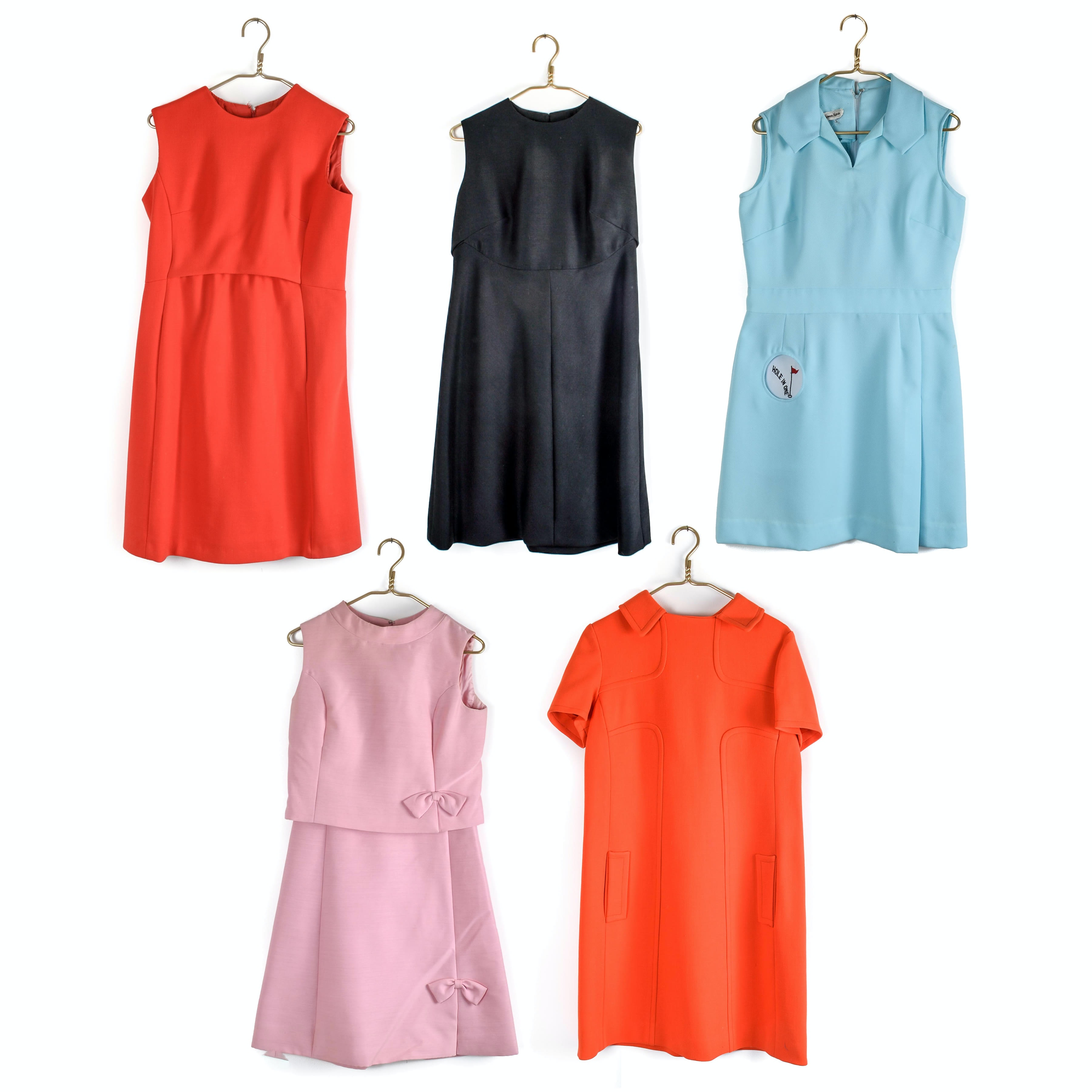 1960s Shift Dresses