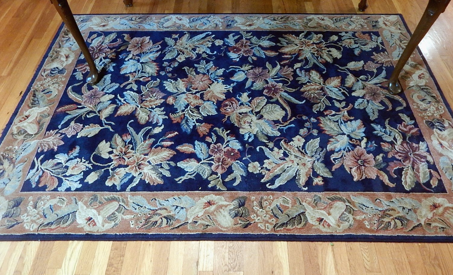 "Machine Woven Belgian ""West Warwick"" Area Rug"