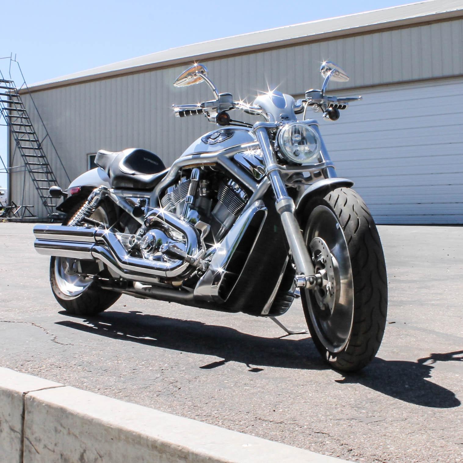 "Harley-Davidson V-Rod Motorcycle ""1903-2003"" Anniversary Edition"
