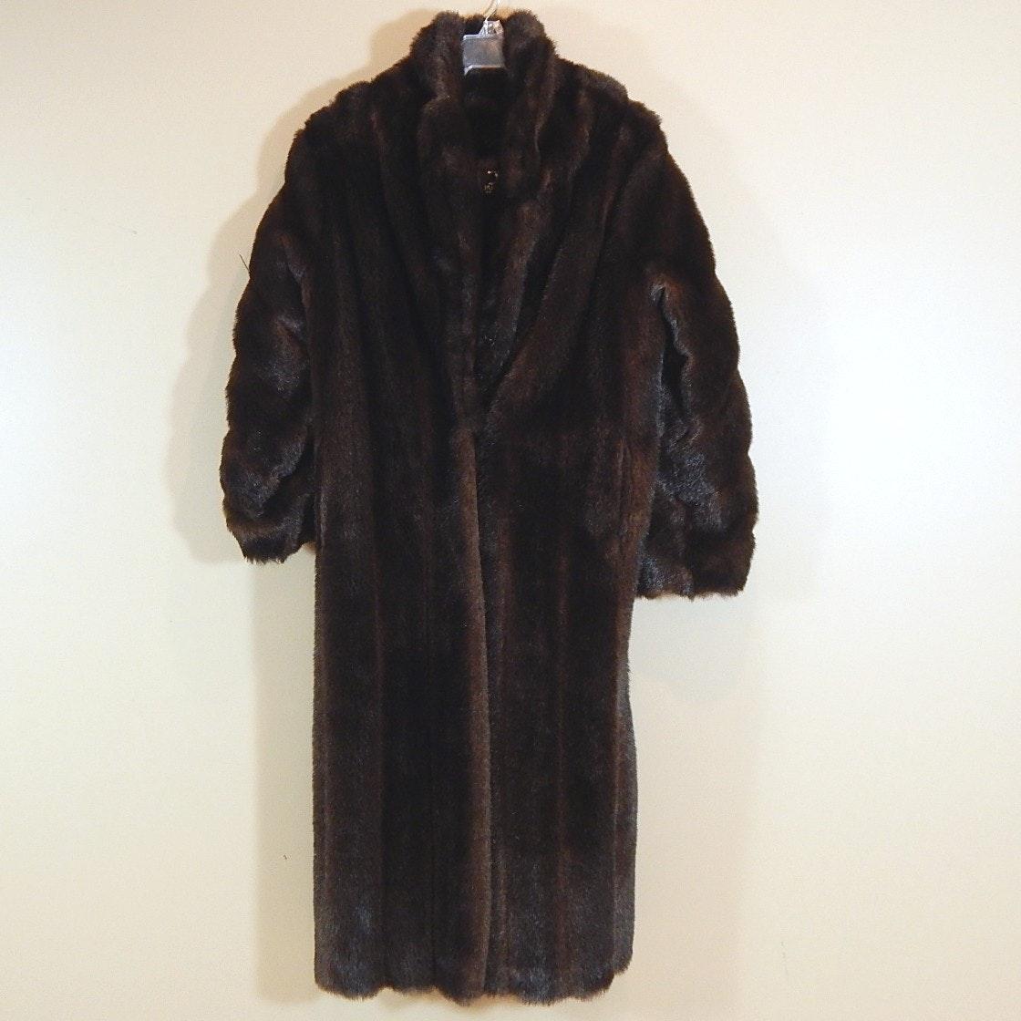 Donna Salyers Full Length Coat
