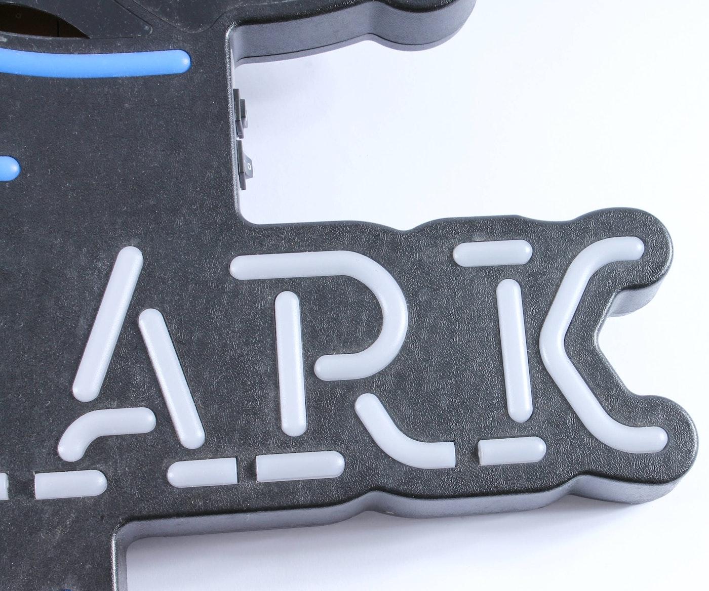"Electric \""LandShark Lager\"" Neon Sign | EBTH"