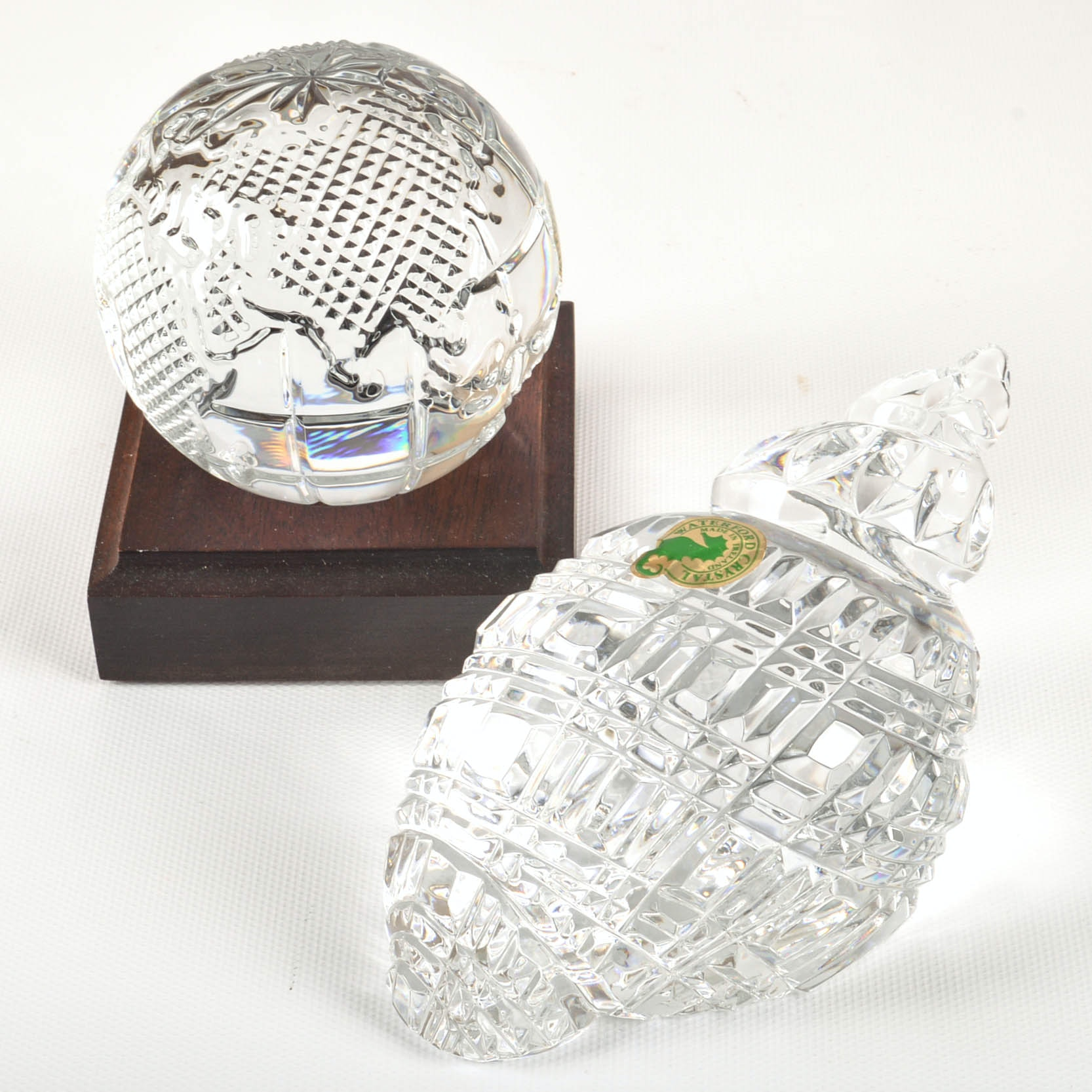 Waterford Crystal Decor