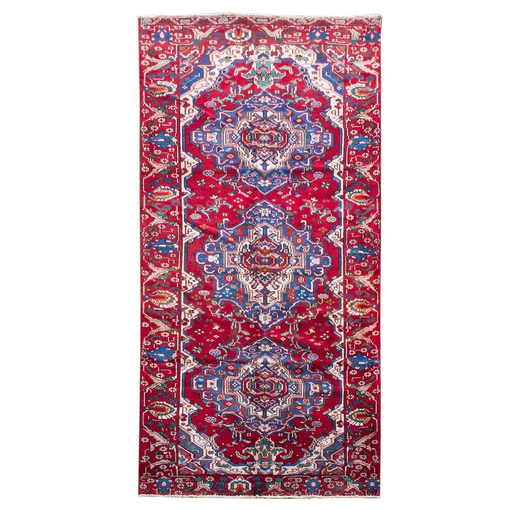 Hand Knotted Karaja Wool Area Rug