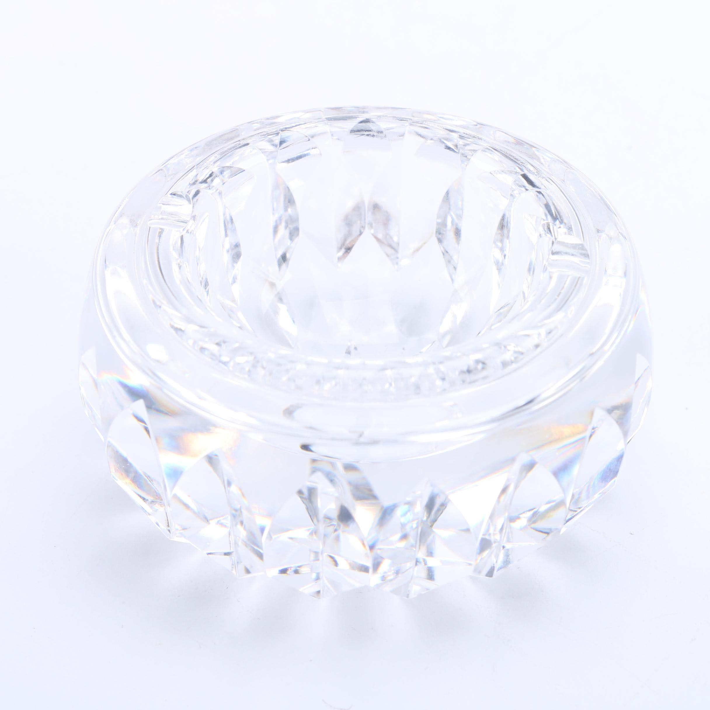 Waterford Crystal Ash Receiver