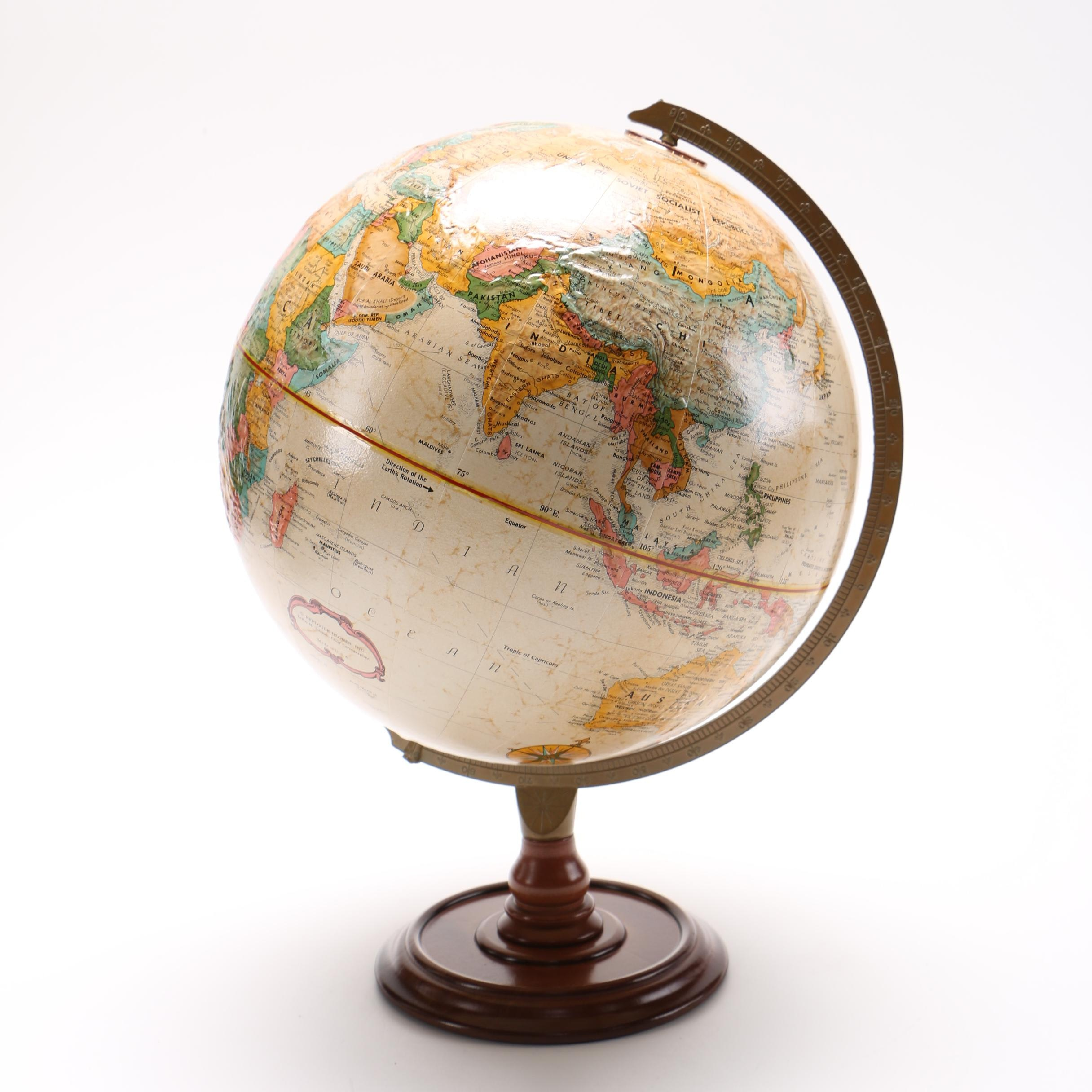 Replogle Table Top Globe ...