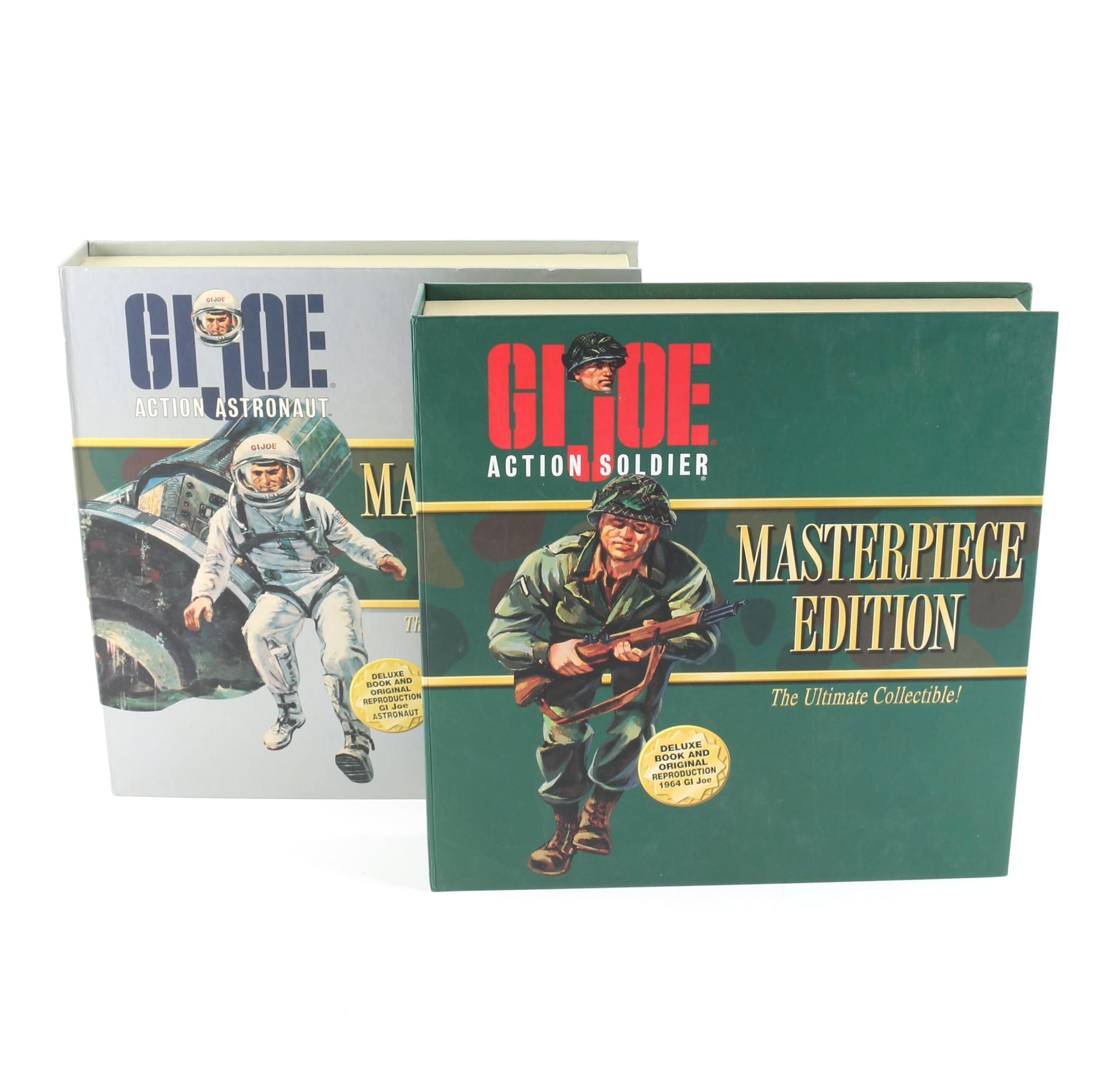 G.I. Joe Masterpiece Edition Action Soldier and Action Astronaut