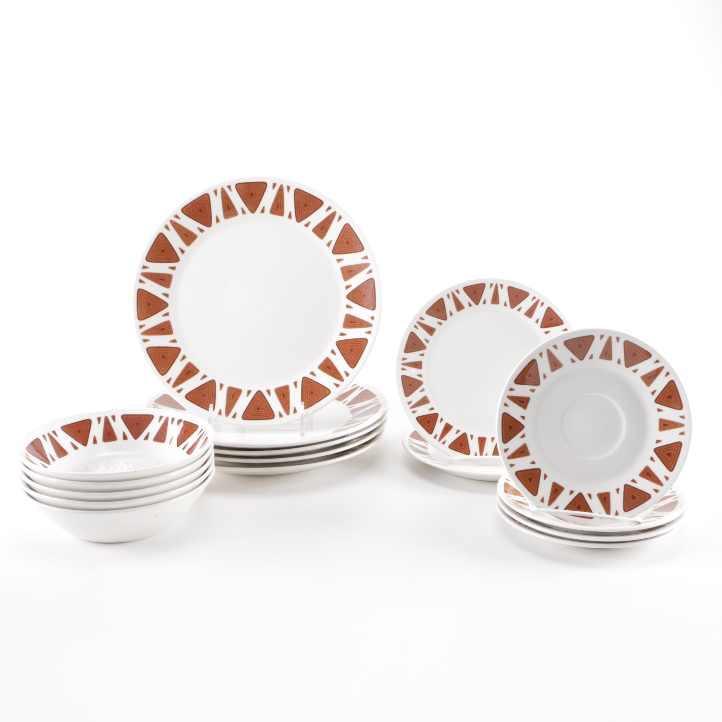 Style House Ceramic Tableware Set