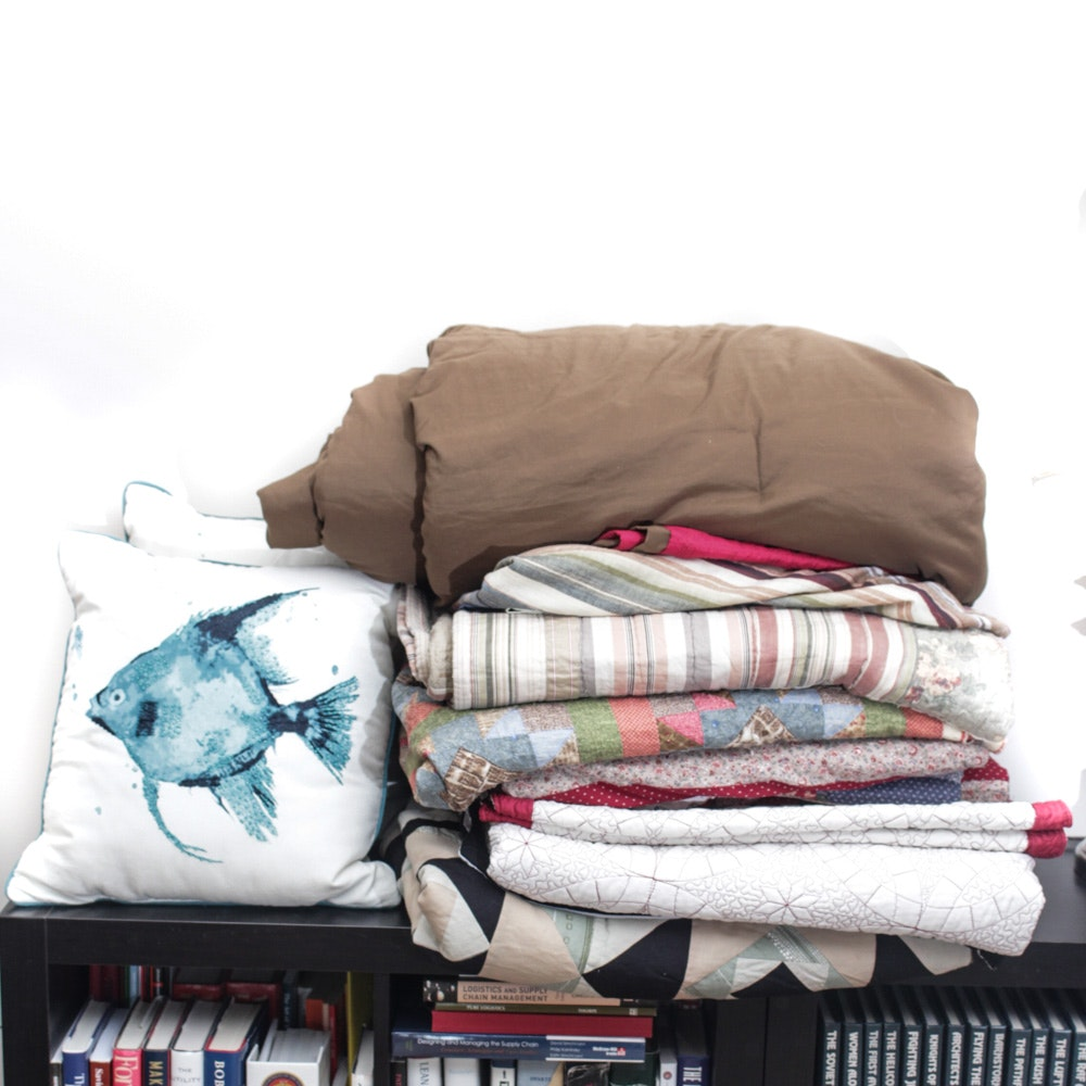 Collection of Bedding