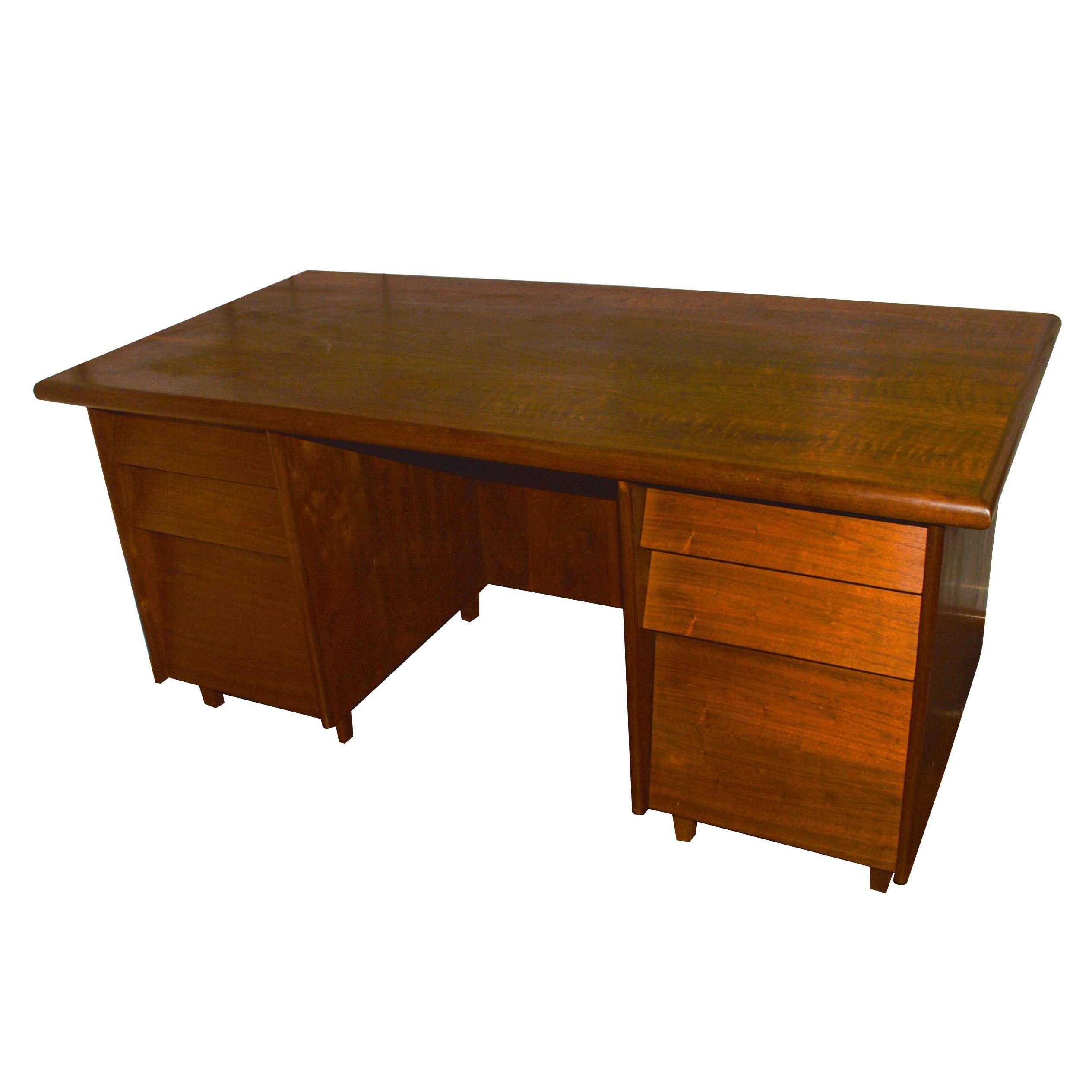 Vintage Danish Modern Desk
