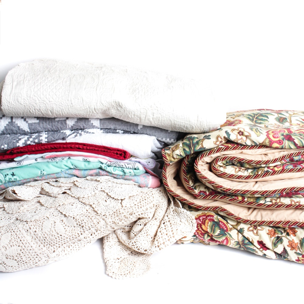 Collection of Bed Linens