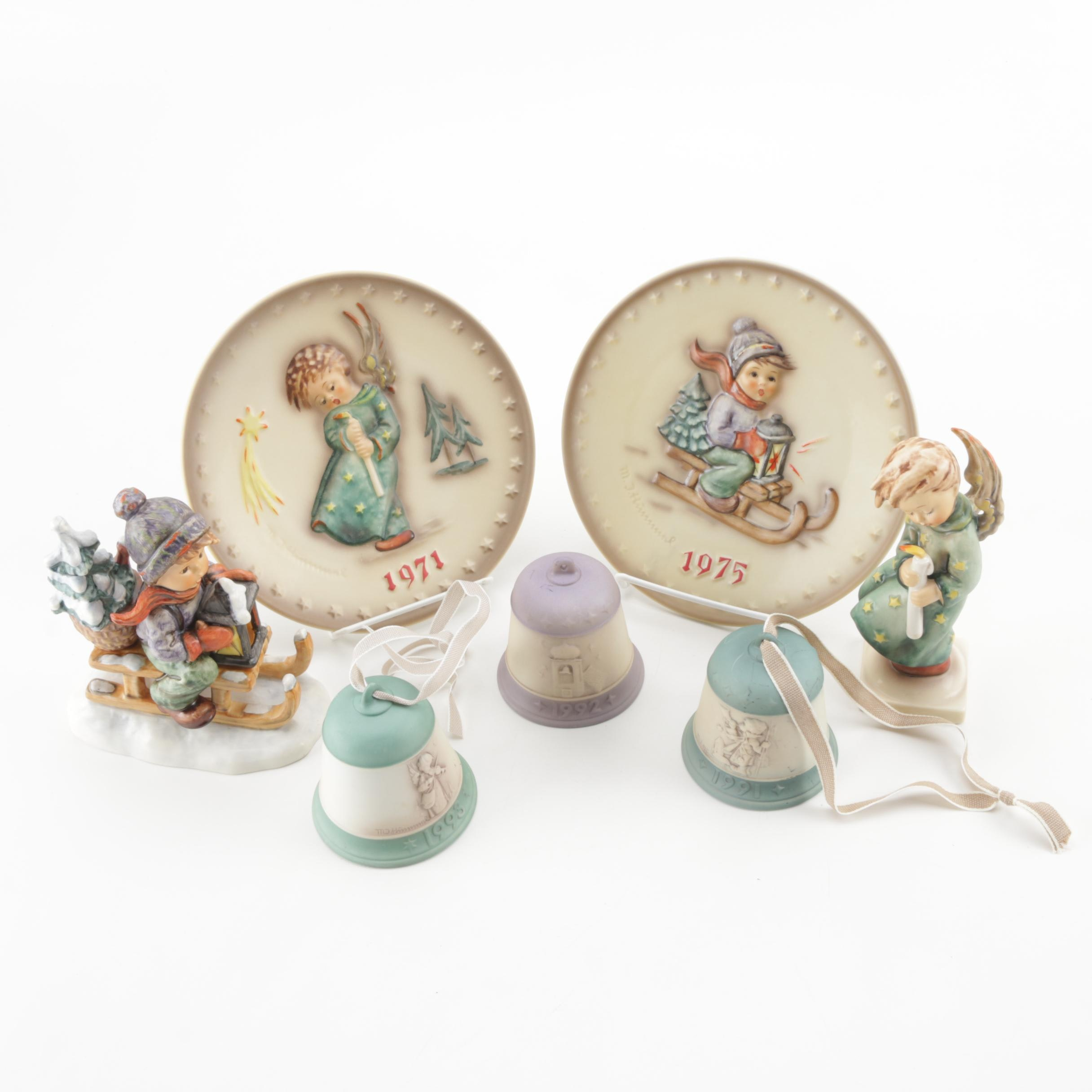 Hummel Annual Plates, Figurines and Bells