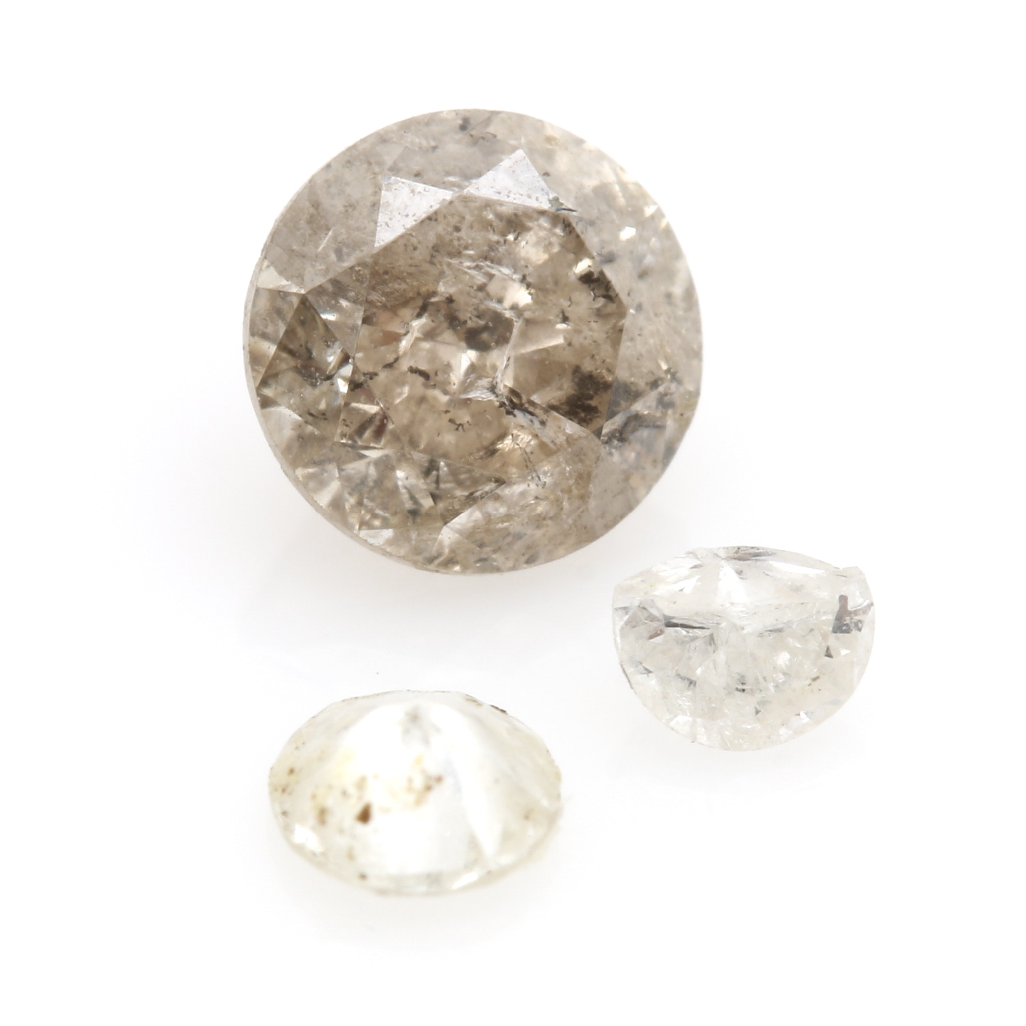 Selection of Loose Diamonds