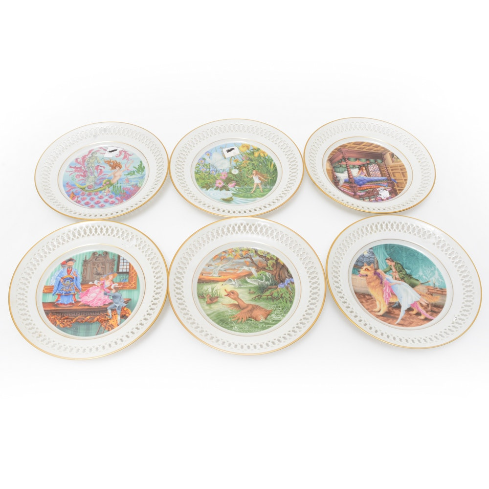 B&G The Hans Christian Anderson Plate Collection