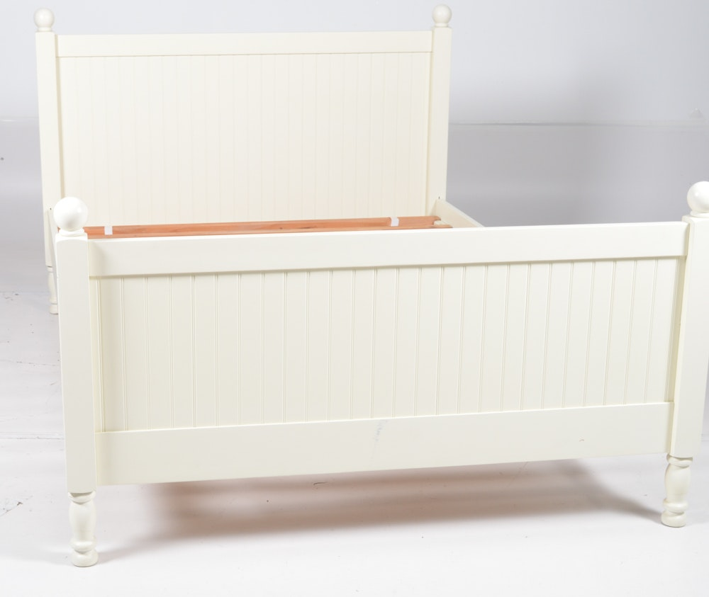 Full Size Bed Frame By Pottery Barn Kids