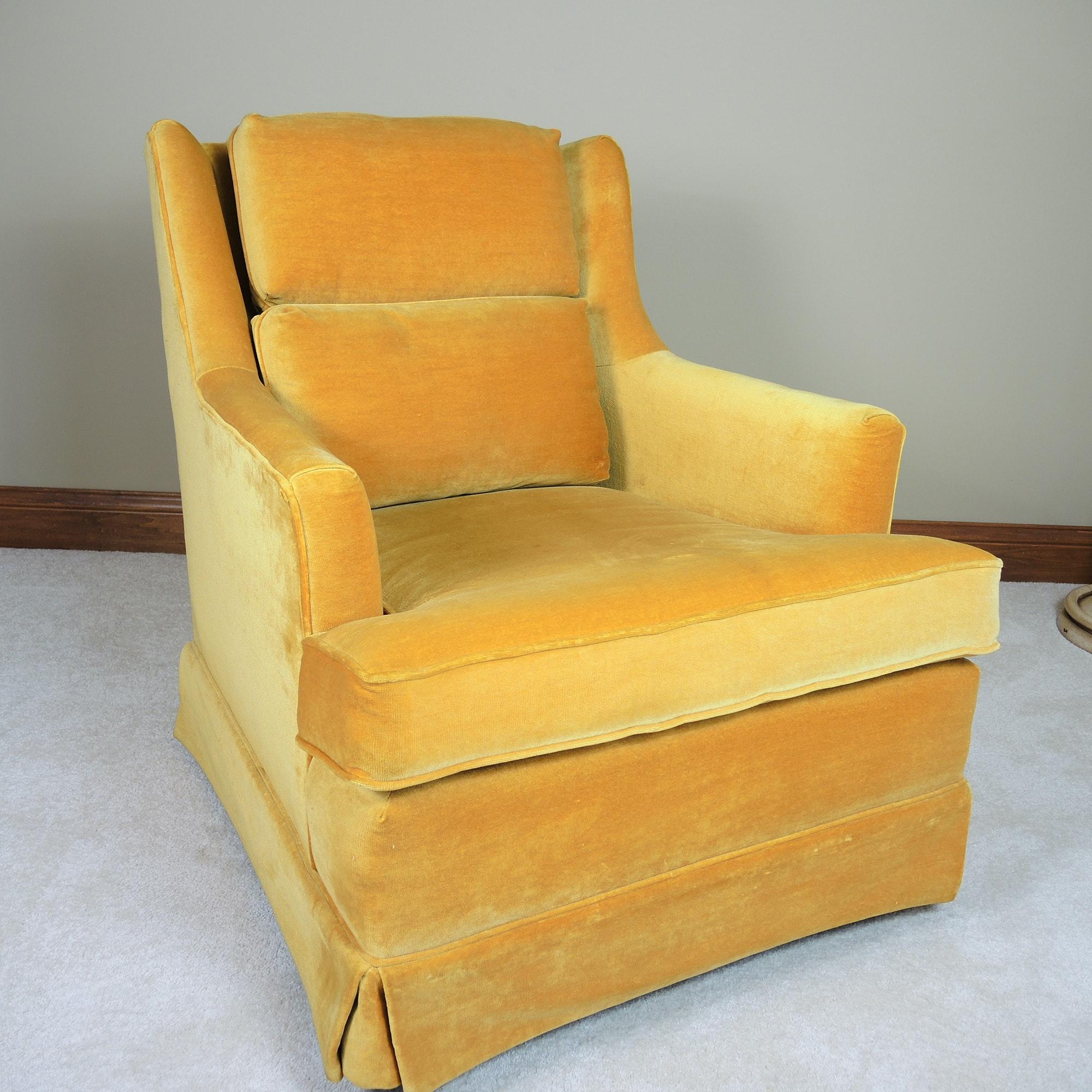 Swivel Rocker Armchair