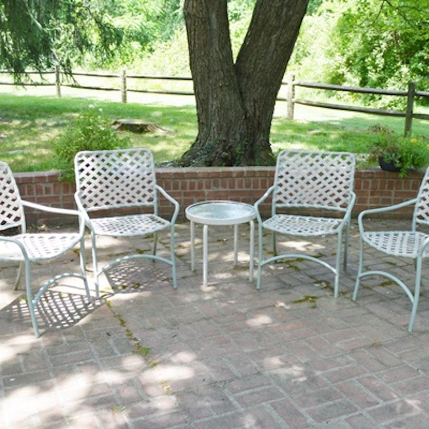 Tropitone Outdoor Patio Furniture Ebth