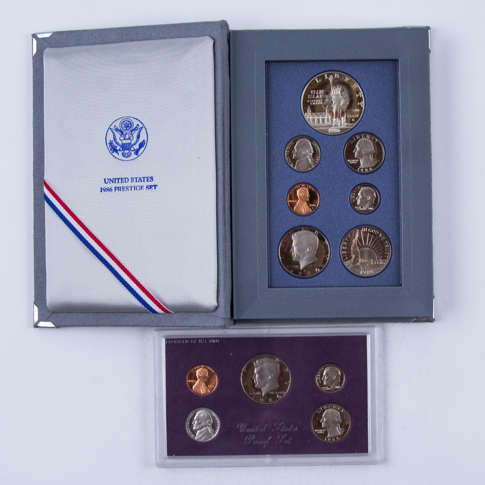 1986 United States Prestige and Proof Sets