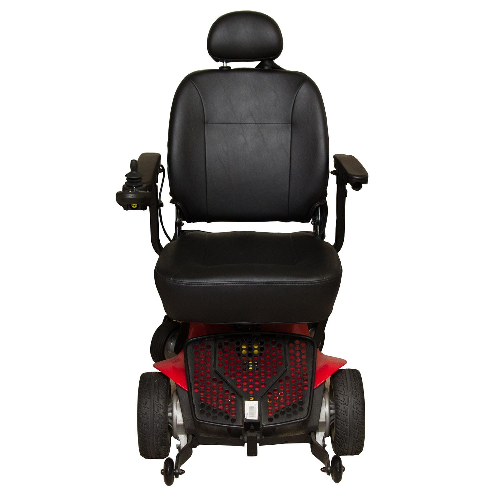 Pride Jazzy Elite ES Motorized Wheelchair