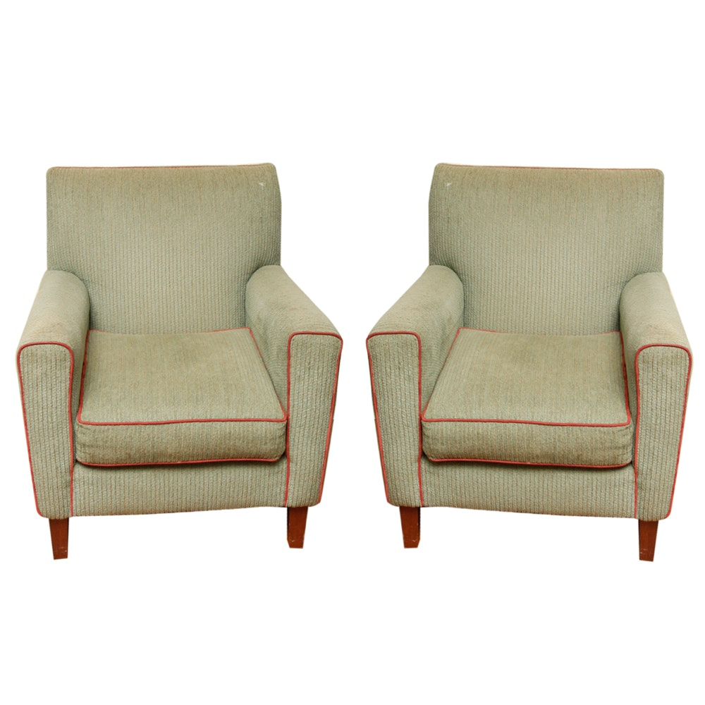 Upholstered Arm Chairs by Norwalk Furniture