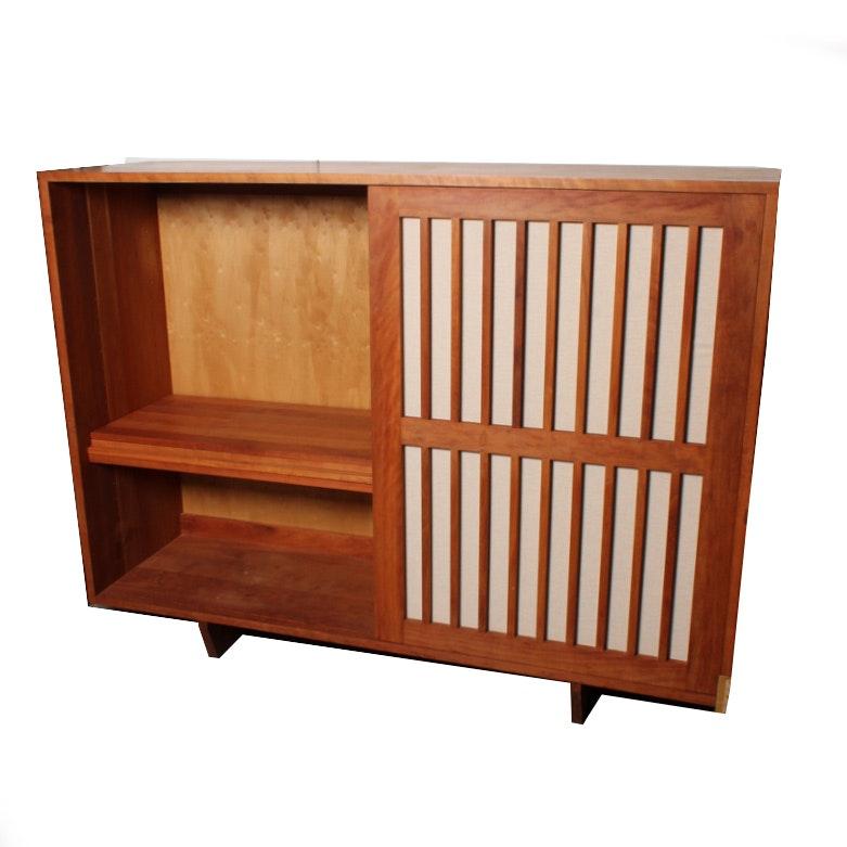 Mid Century Modern Teak Bookcase