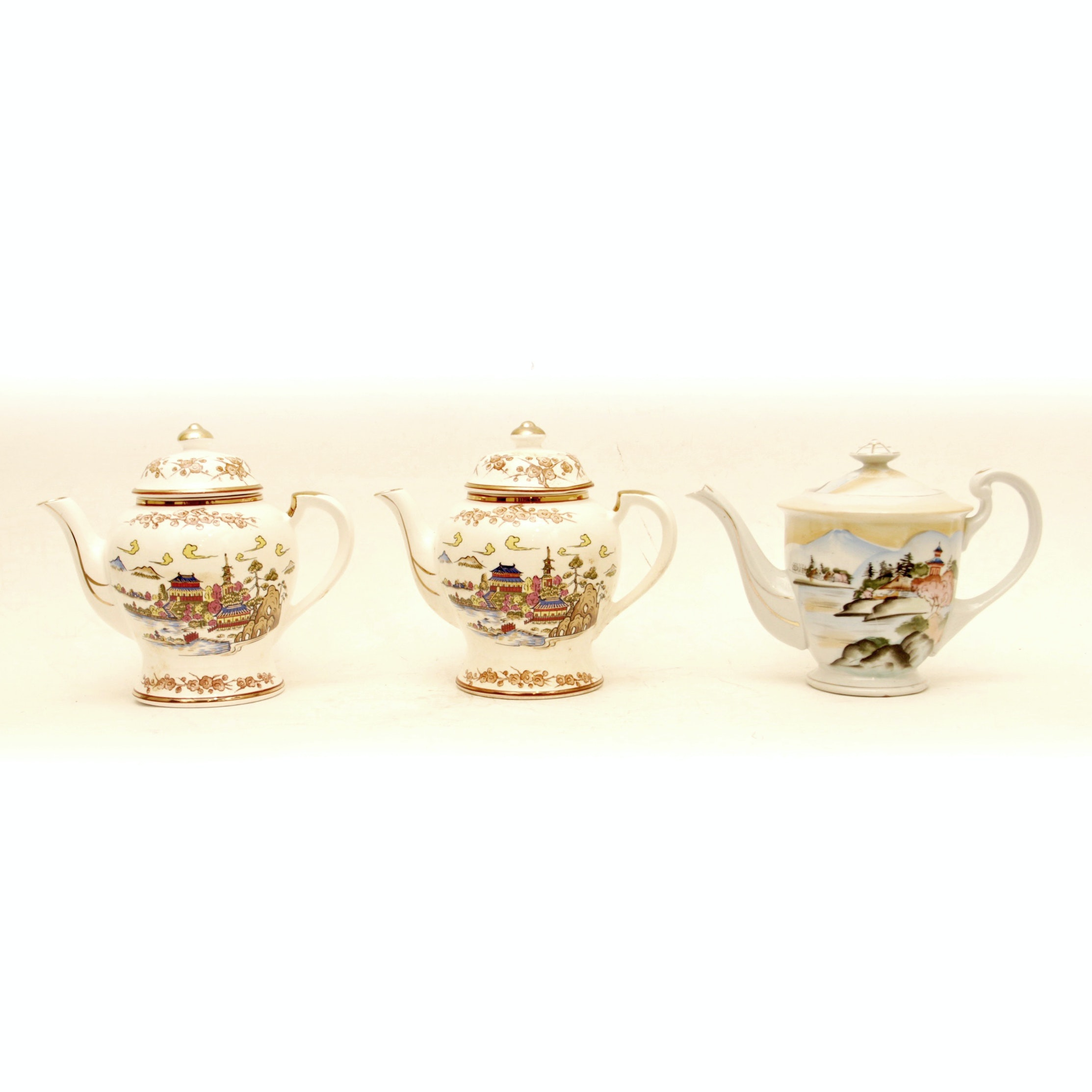 China Tea Pots Made in Japan