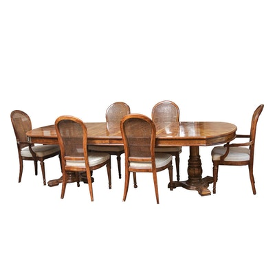 Stanley Furniture Dining Table Set