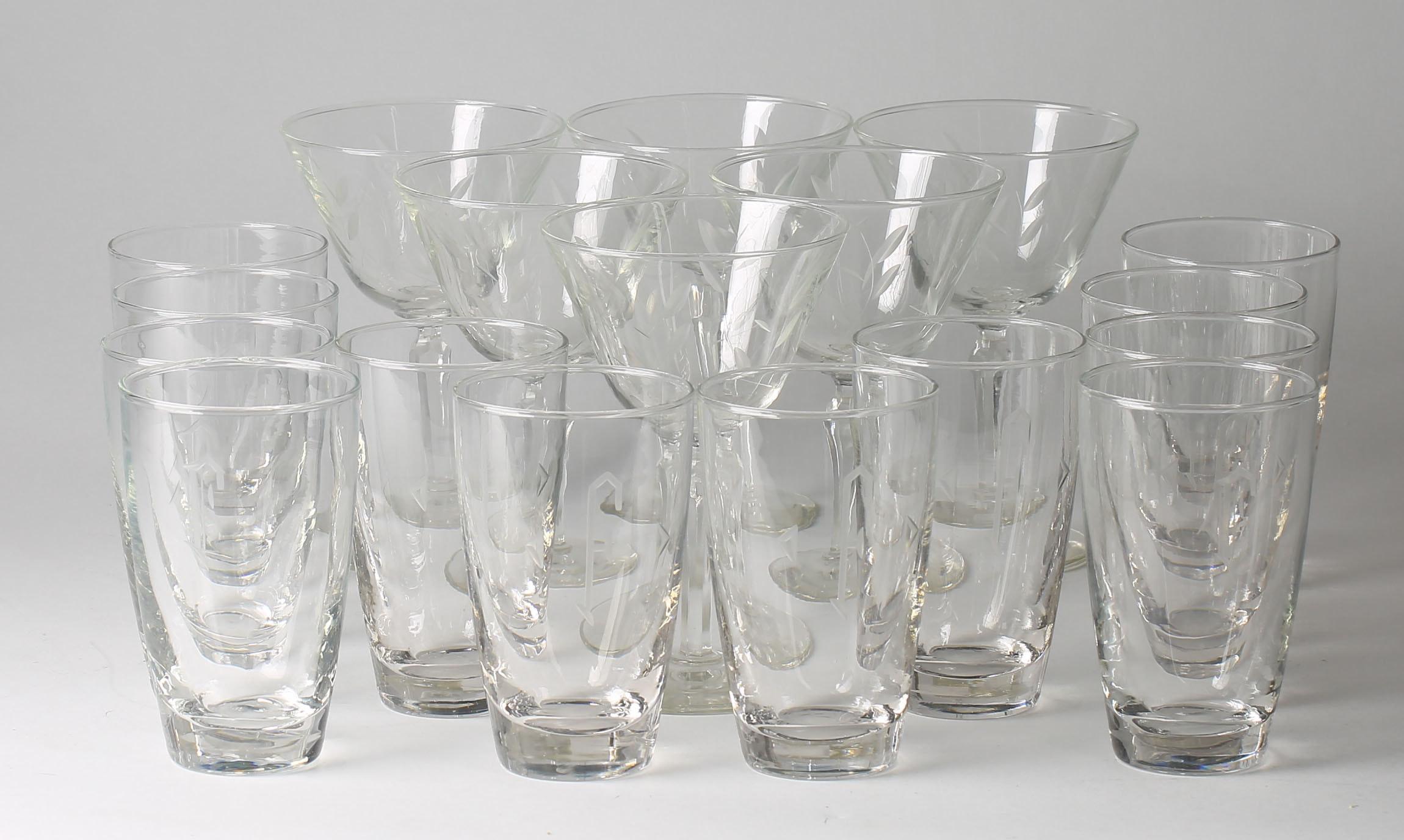 Noritake Glassware